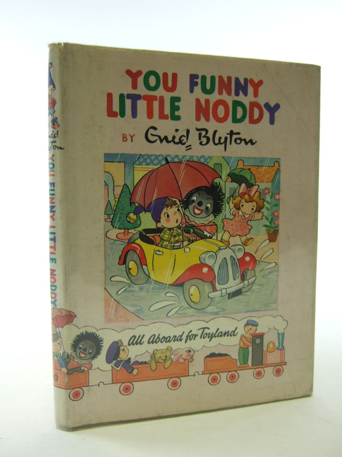 Photo of YOU FUNNY LITTLE NODDY! written by Blyton, Enid published by Sampson Low, Marston & Co. Ltd., Pleiades Books (STOCK CODE: 2106877)  for sale by Stella & Rose's Books