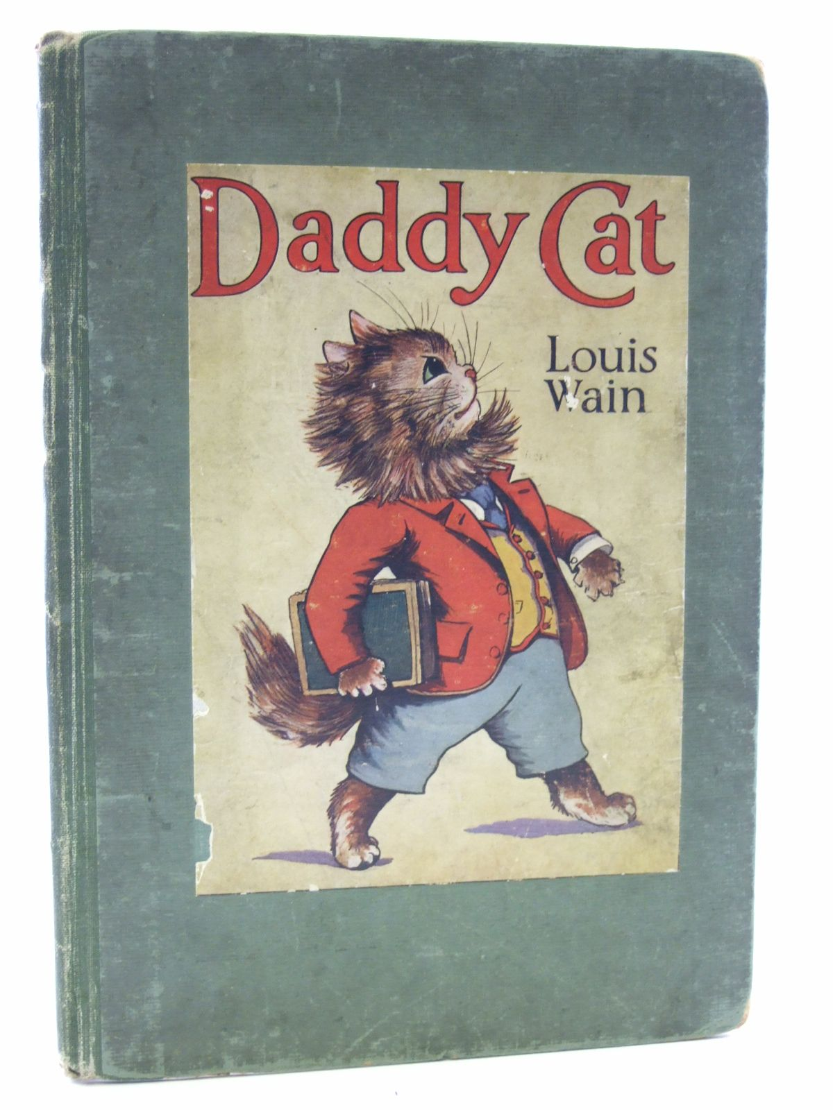 Photo of DADDY CAT illustrated by Wain, Louis published by Blackie & Son Ltd. (STOCK CODE: 2106927)  for sale by Stella & Rose's Books