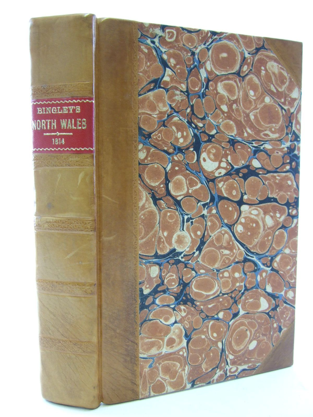 Photo of NORTH WALES written by Bingley, Rev. W. published by Longman, Hurst, Rees, Orme And Brown (STOCK CODE: 2107048)  for sale by Stella & Rose's Books