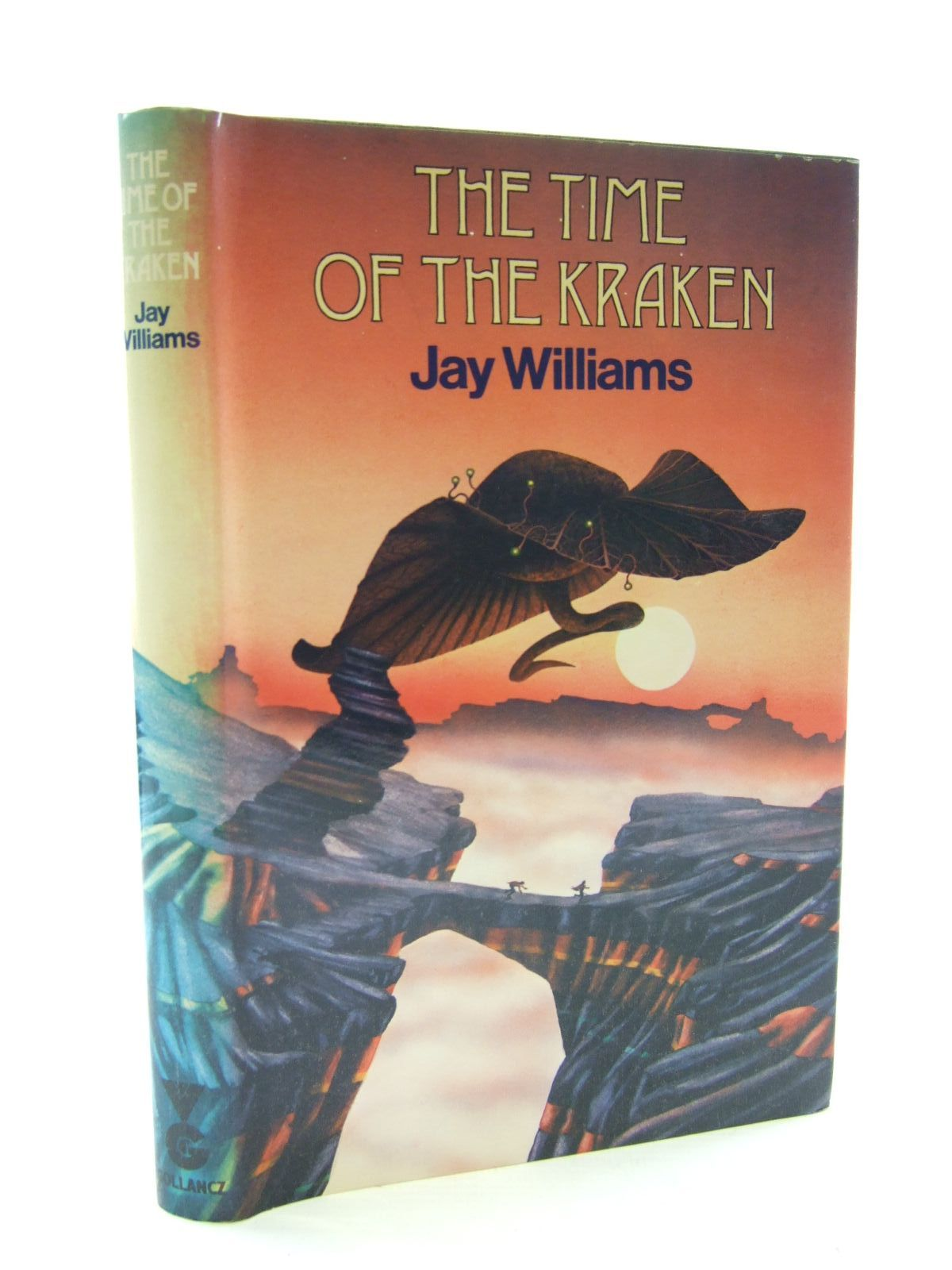 Photo of THE TIME OF THE KRAKEN written by Williams, Jay published by Victor Gollancz Ltd. (STOCK CODE: 2107168)  for sale by Stella & Rose's Books
