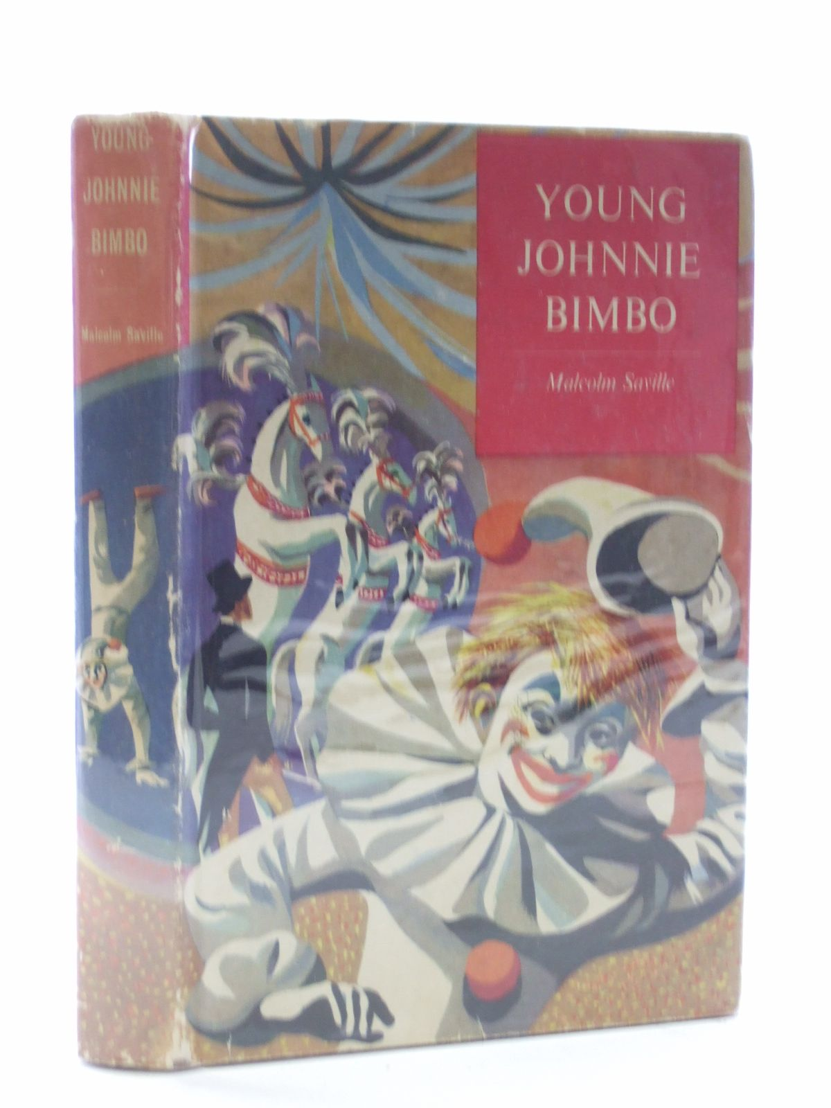 Photo of YOUNG JOHNNIE BIMBO written by Saville, Malcolm illustrated by Roberts, Lunt published by The Children's Book Club (STOCK CODE: 2107230)  for sale by Stella & Rose's Books