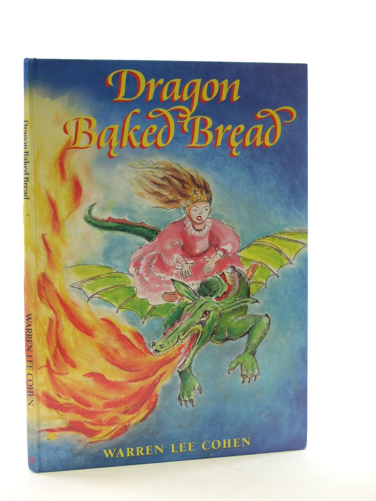 Photo of DRAGON BAKED BREAD- Stock Number: 2107234