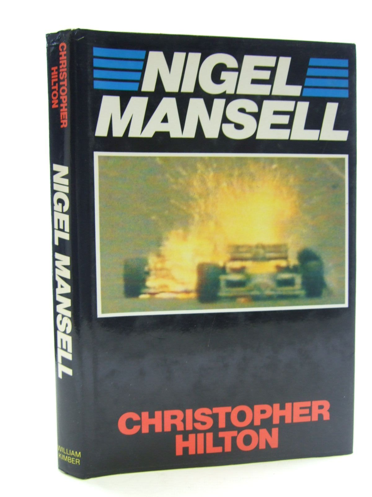 Photo of NIGEL MANSELL- Stock Number: 2107367