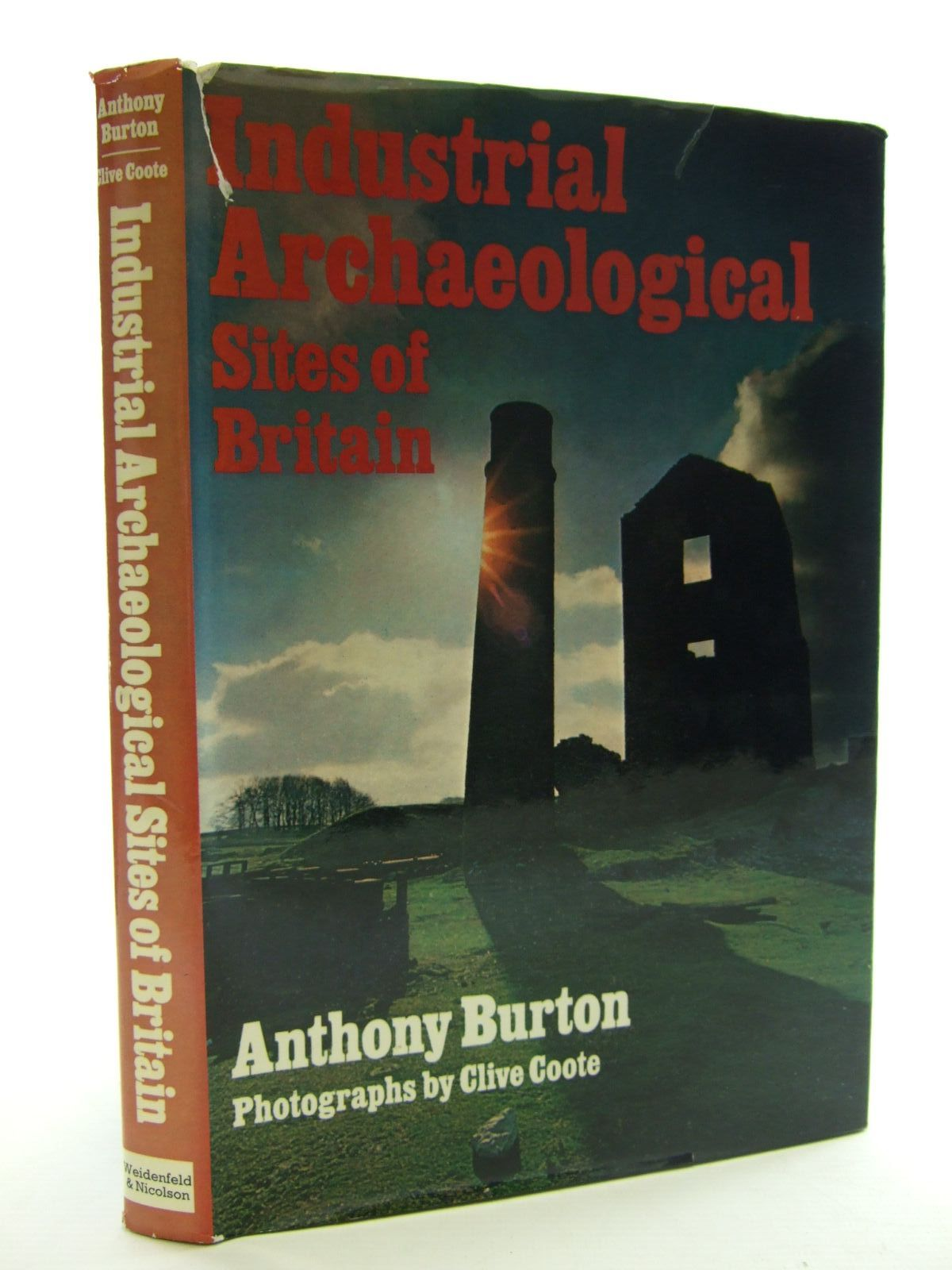 Photo of INDUSTRIAL ARCHAEOLOGICAL SITES OF BRITAIN- Stock Number: 2107369