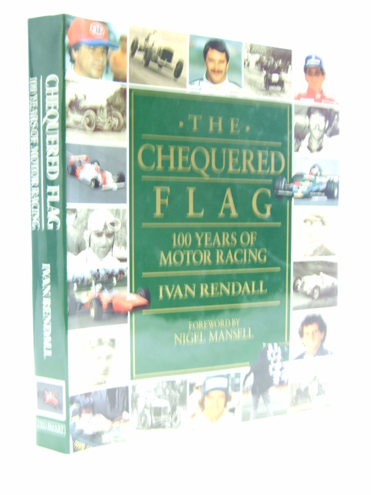 Photo of THE CHEQUERED FLAG written by Rendall, Ivan published by Ted Smart (STOCK CODE: 2107462)  for sale by Stella & Rose's Books