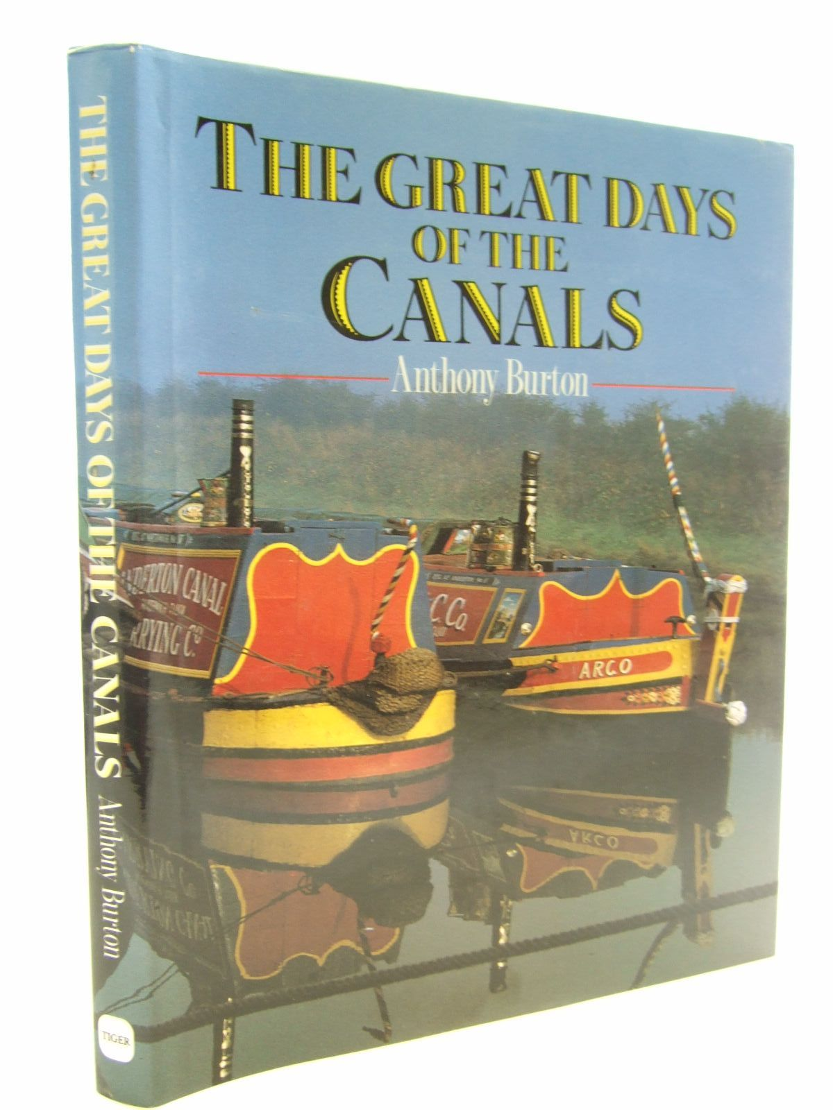 Photo of THE GREAT DAYS OF THE CANALS- Stock Number: 2107475