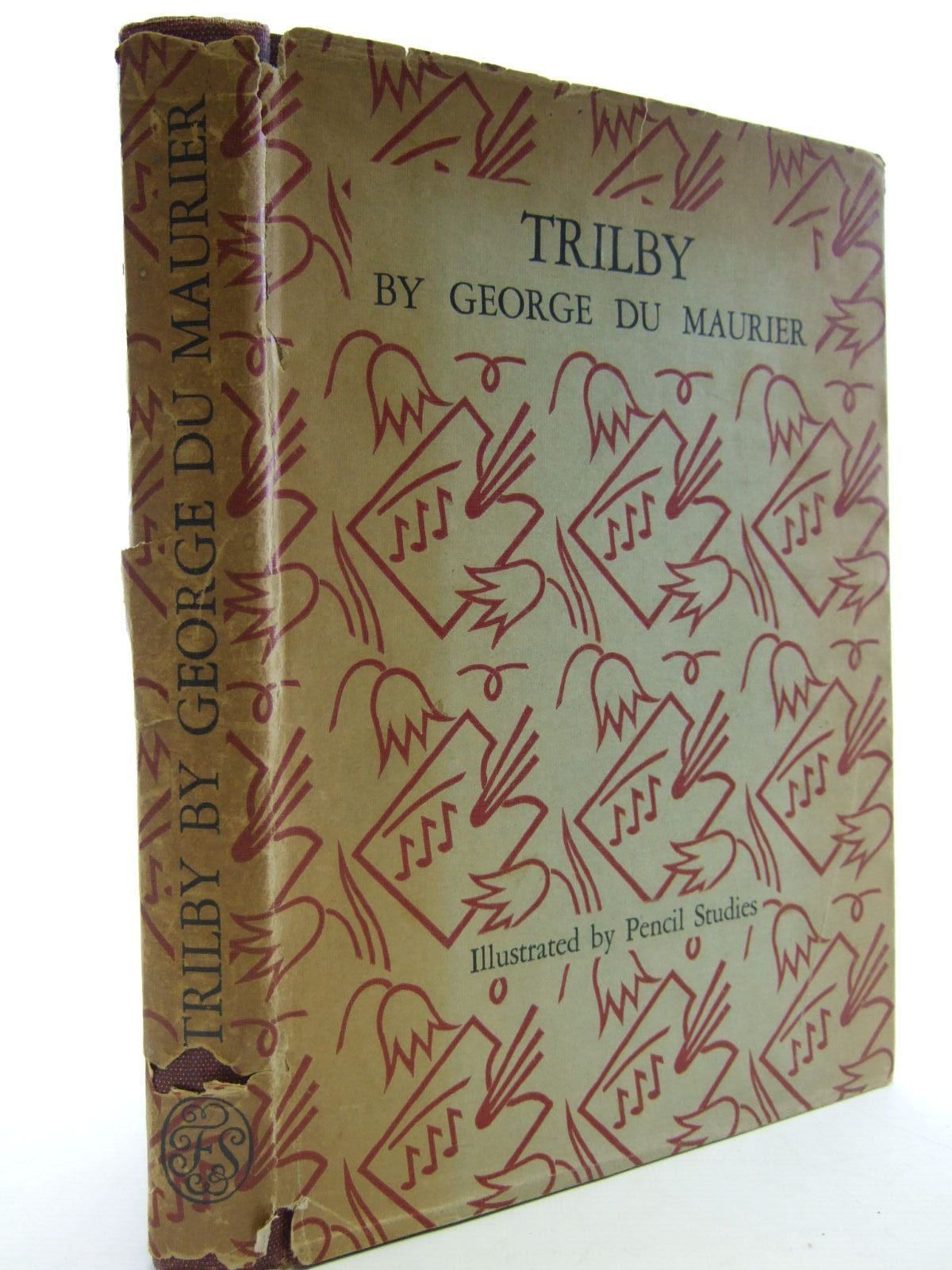 Photo of TRILBY written by Du Maurier, George published by Folio Society (STOCK CODE: 2107547)  for sale by Stella & Rose's Books