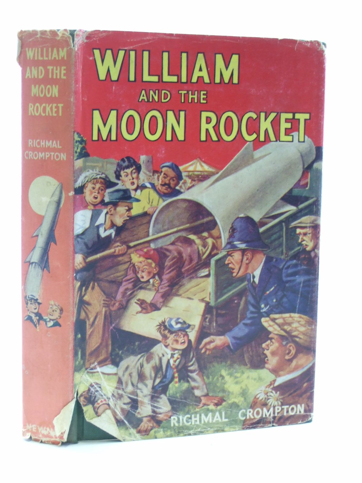 Photo of WILLIAM AND THE MOON ROCKET- Stock Number: 2107742