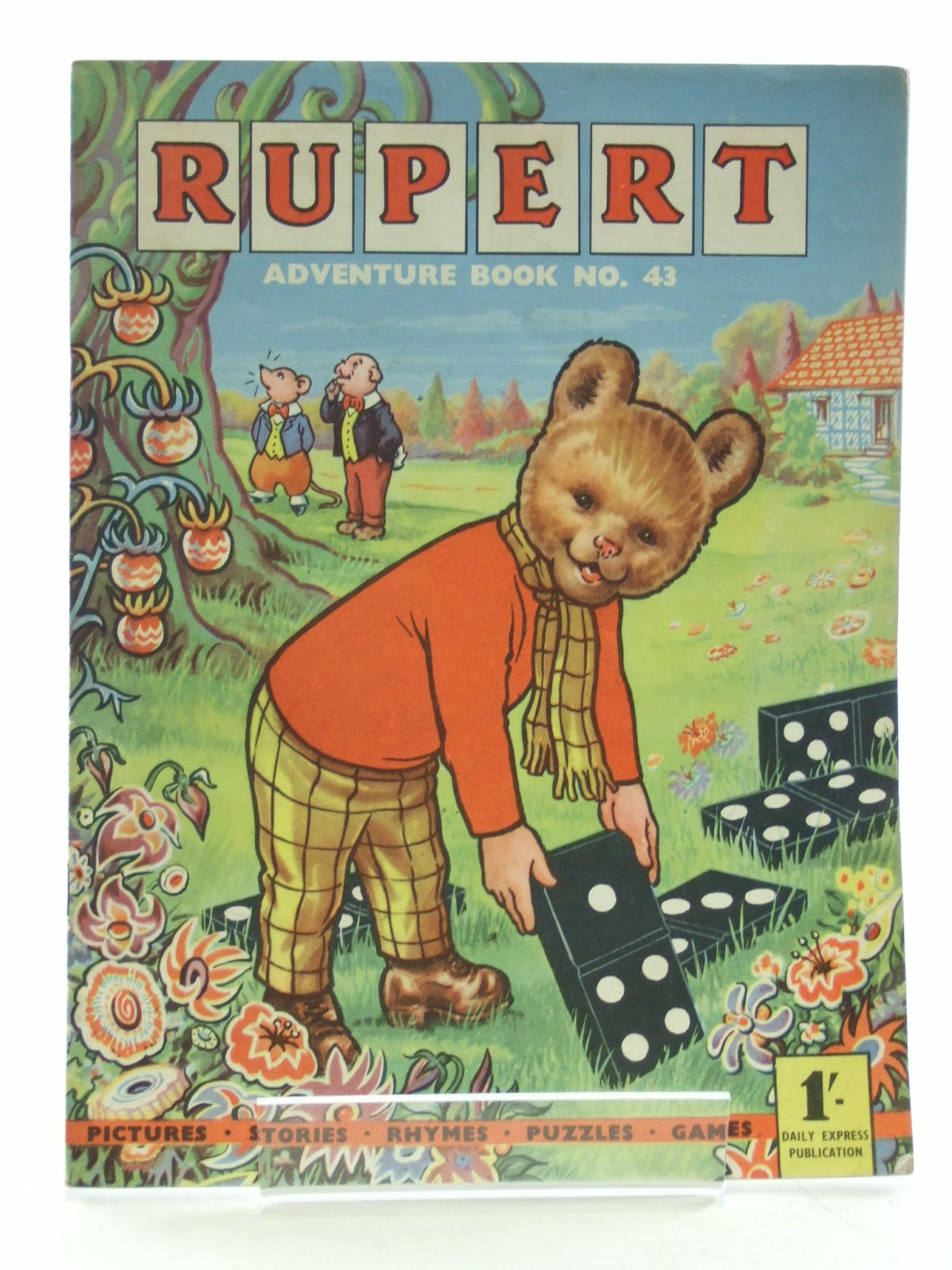 Photo of RUPERT ADVENTURE BOOK No. 43 written by Bestall, Alfred published by Daily Express (STOCK CODE: 2107744)  for sale by Stella & Rose's Books