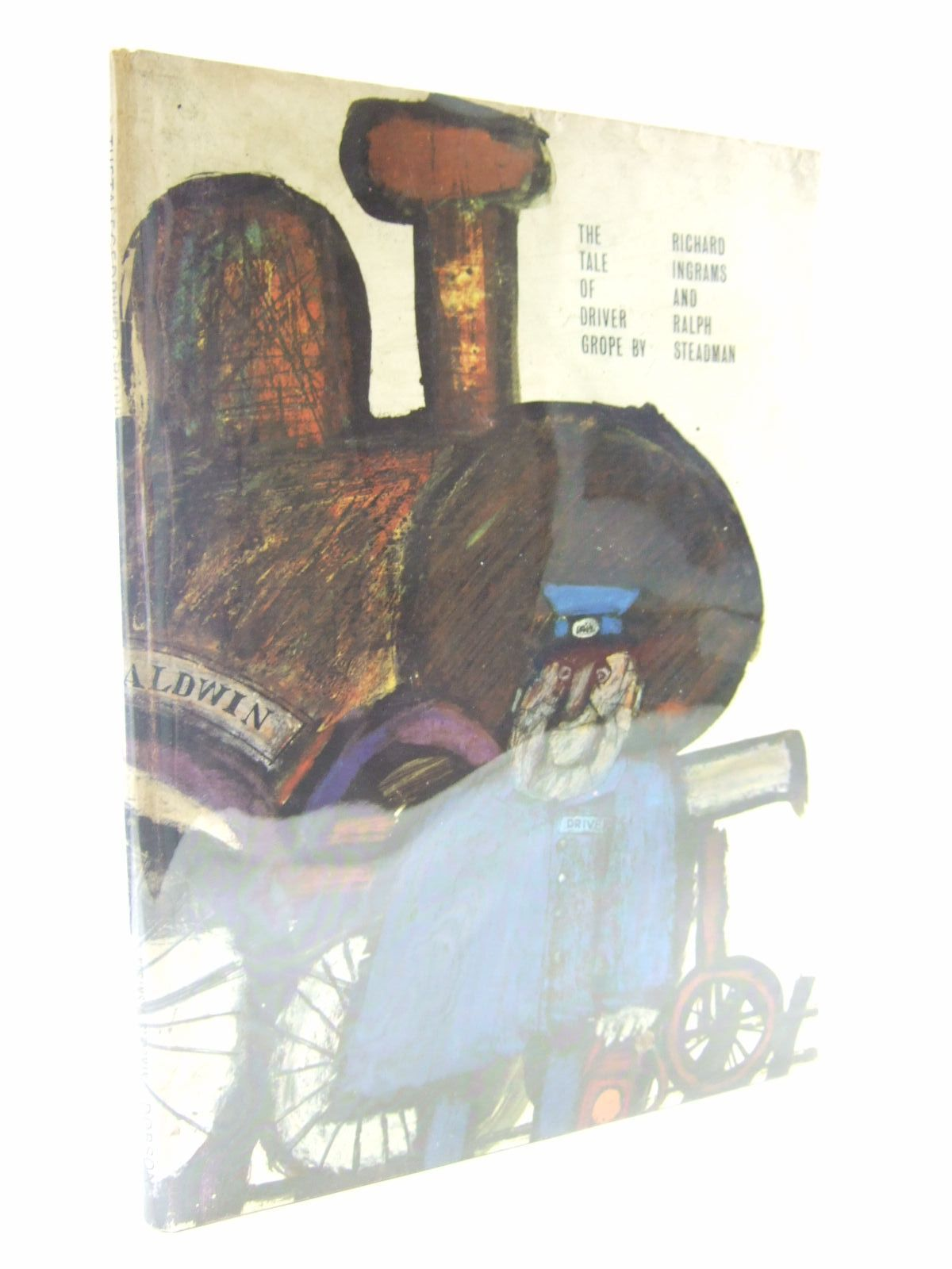 Photo of THE TALE OF DRIVER GROPE written by Ingrams, Richard illustrated by Steadman, Ralph published by Dennis Dobson Books Ltd. (STOCK CODE: 2107904)  for sale by Stella & Rose's Books
