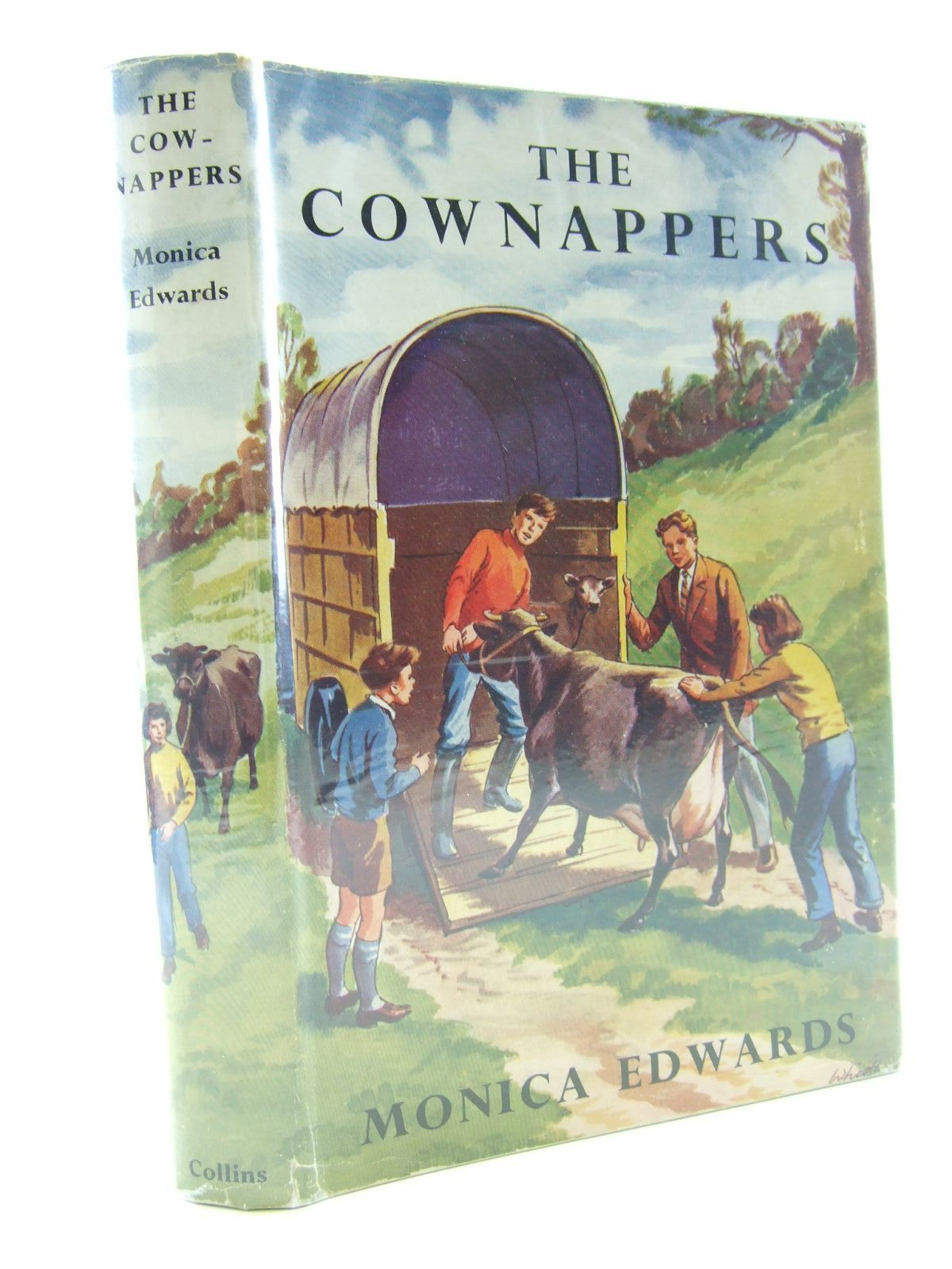 Photo of THE COWNAPPERS- Stock Number: 2108062