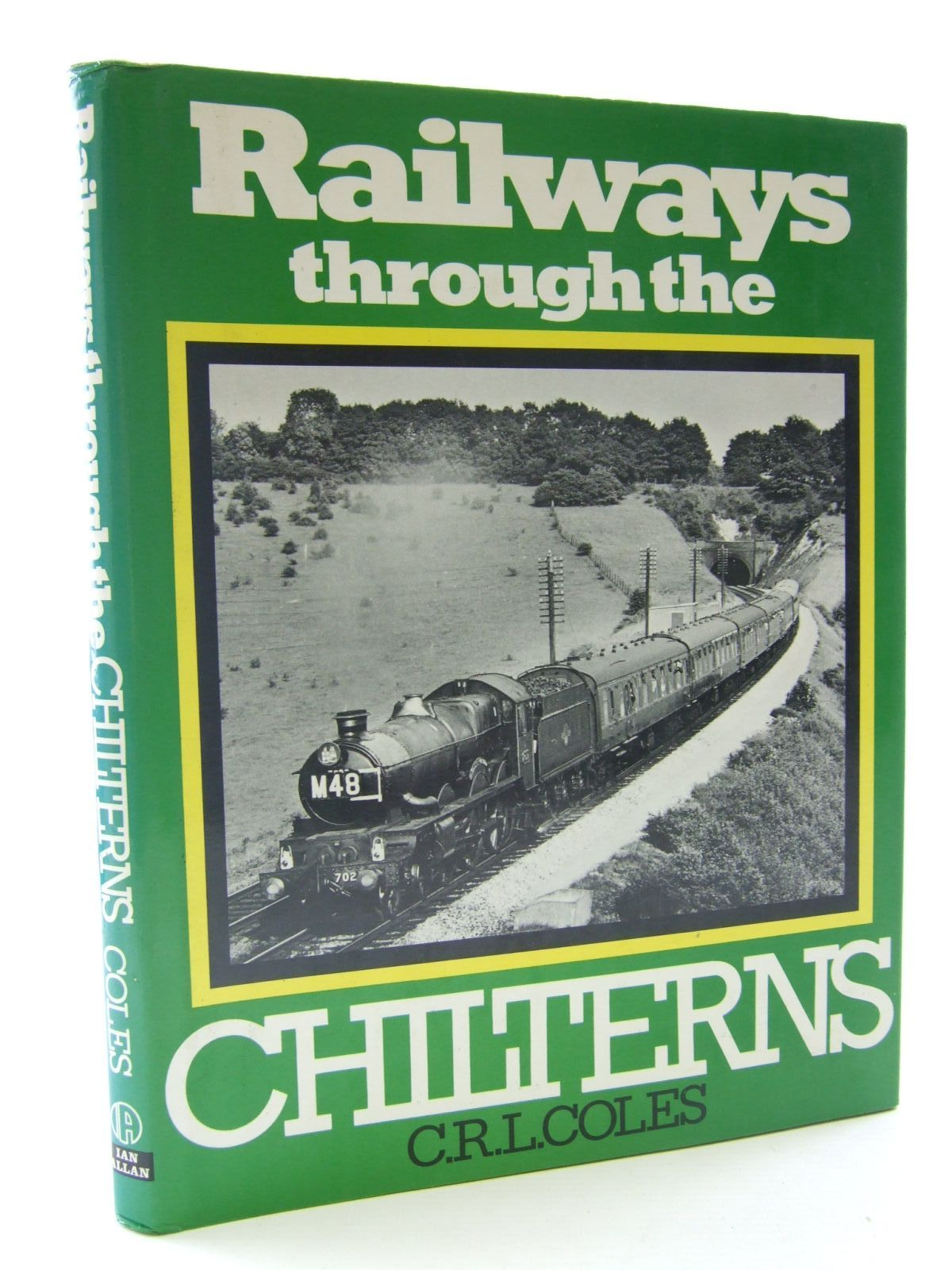 Photo of RAILWAYS THROUGH THE CHILTERNS- Stock Number: 2108240