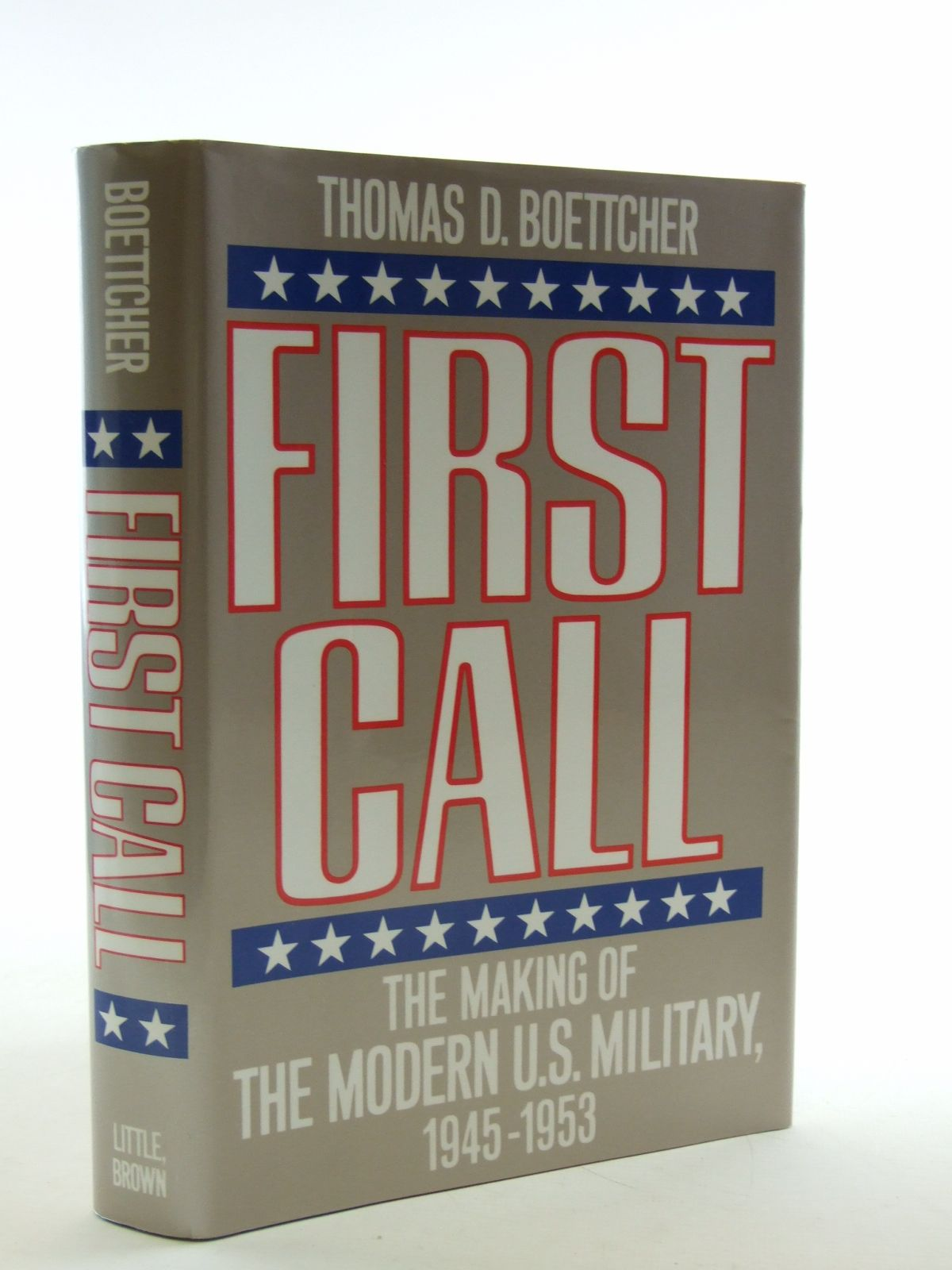 Photo of FIRST CALL- Stock Number: 2108452