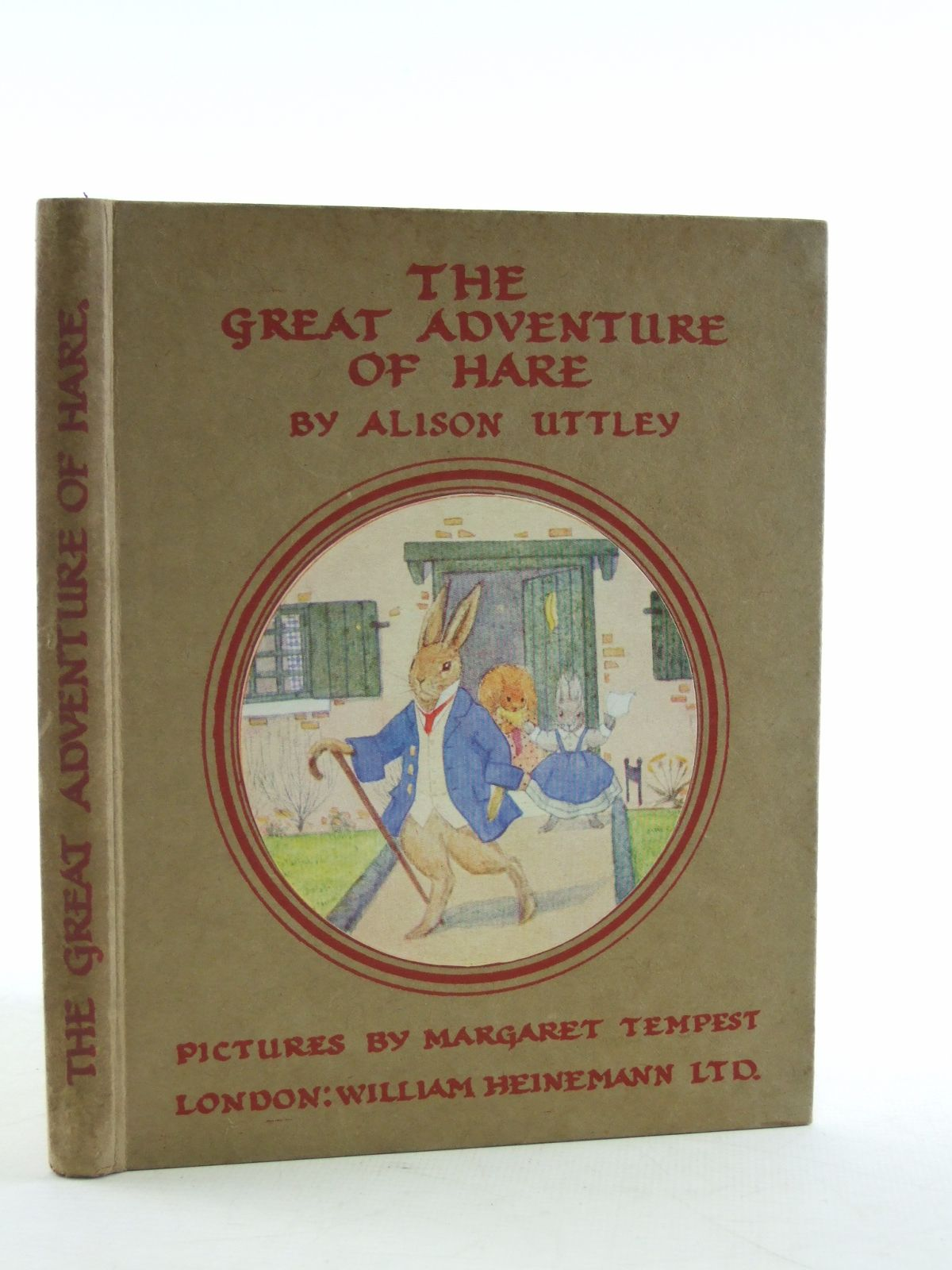 Photo of THE GREAT ADVENTURE OF HARE- Stock Number: 2108591
