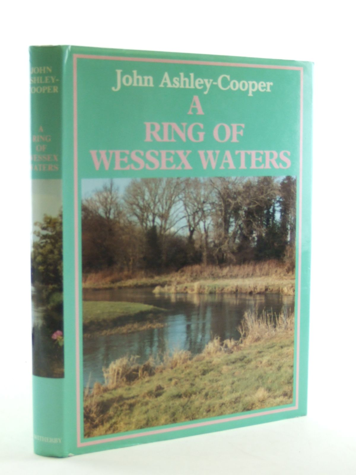 Photo of A RING OF WESSEX WATERS written by Ashley-Cooper, John published by H.F. & G. Witherby Ltd. (STOCK CODE: 2108603)  for sale by Stella & Rose's Books