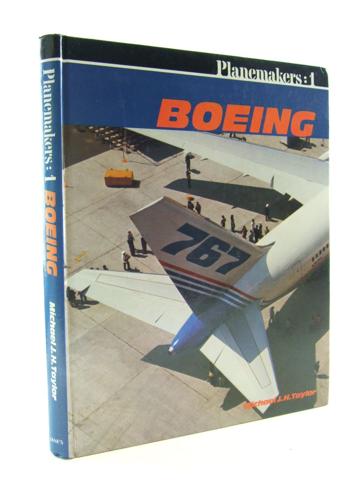 Photo of PLANEMAKERS: 1 BOEING written by Taylor, Michael J.H. published by Jane's Publishing Company (STOCK CODE: 2108668)  for sale by Stella & Rose's Books