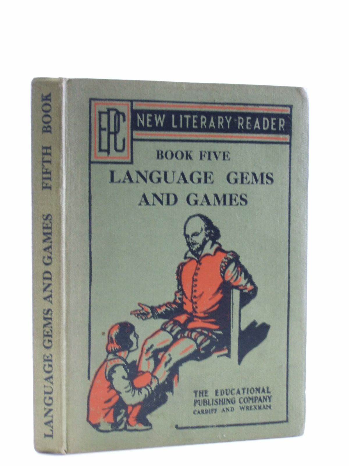 Photo of E.P.C. LITERARY READER BOOK V- Stock Number: 2108742