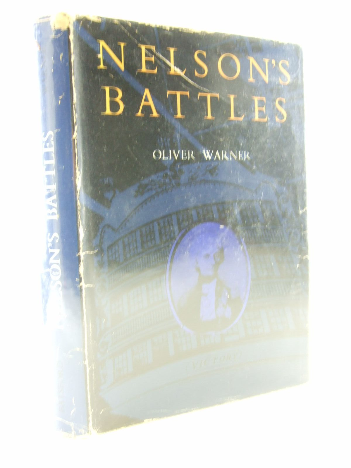 Photo of NELSON'S BATTLES written by Warner, Oliver published by B.T. Batsford Ltd. (STOCK CODE: 2108940)  for sale by Stella & Rose's Books