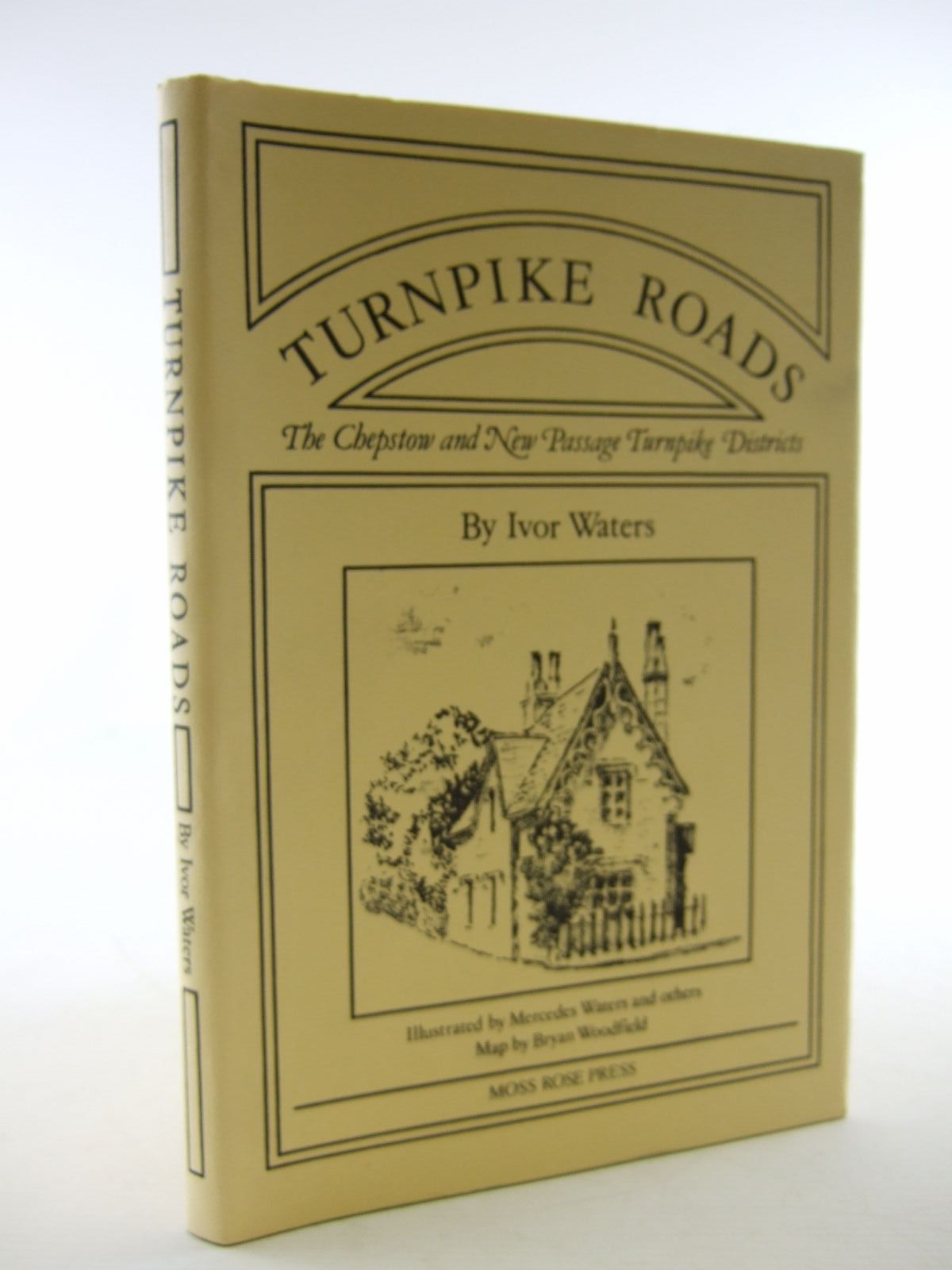 Photo of TURNPIKE ROADS written by Waters, Ivor illustrated by Waters, Mercedes published by Moss Rose Press (STOCK CODE: 2108996)  for sale by Stella & Rose's Books