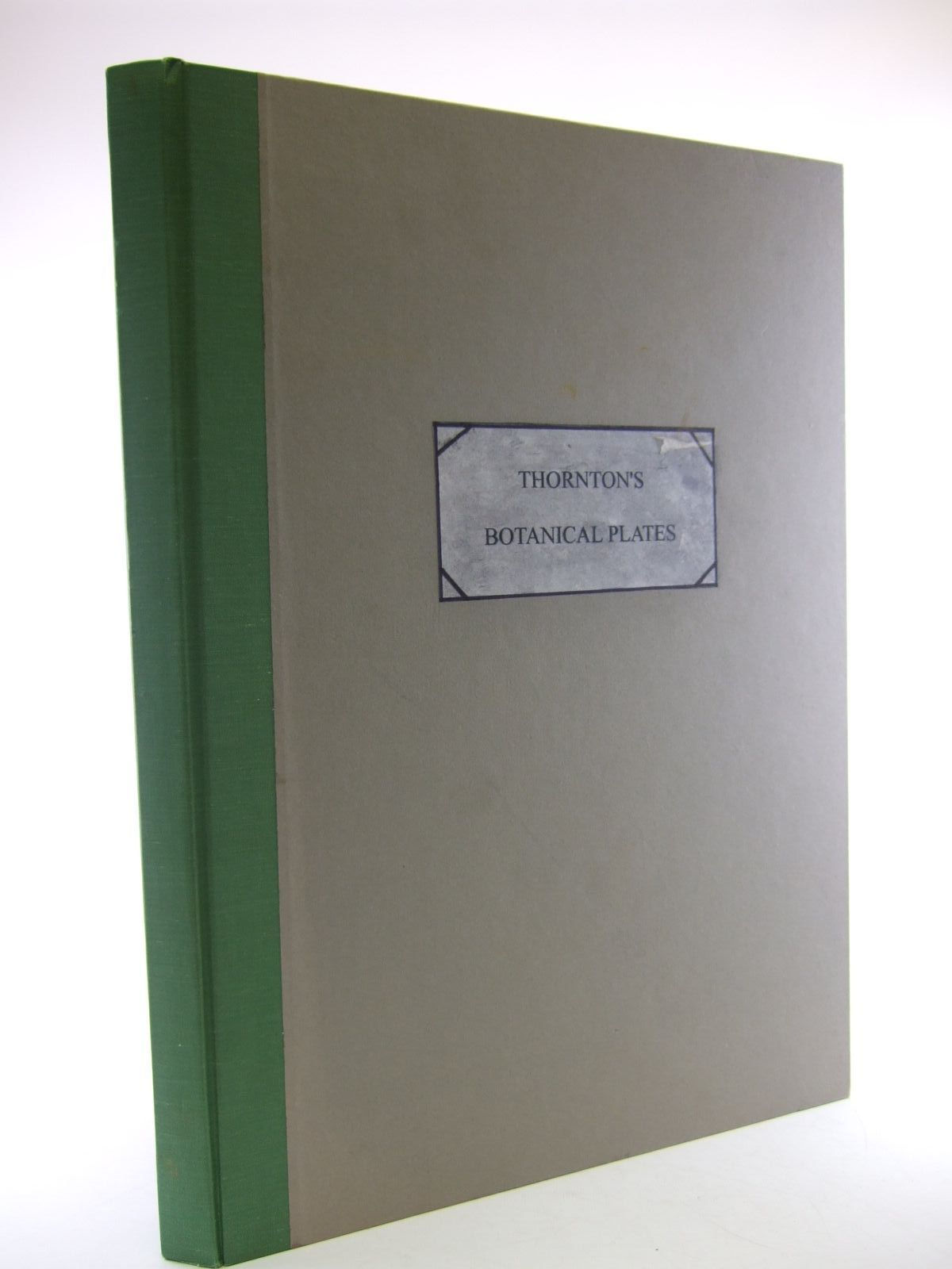 Photo of ELEMENTARY BOTANICAL PLATES written by Thornton, Robert John (STOCK CODE: 2109001)  for sale by Stella & Rose's Books