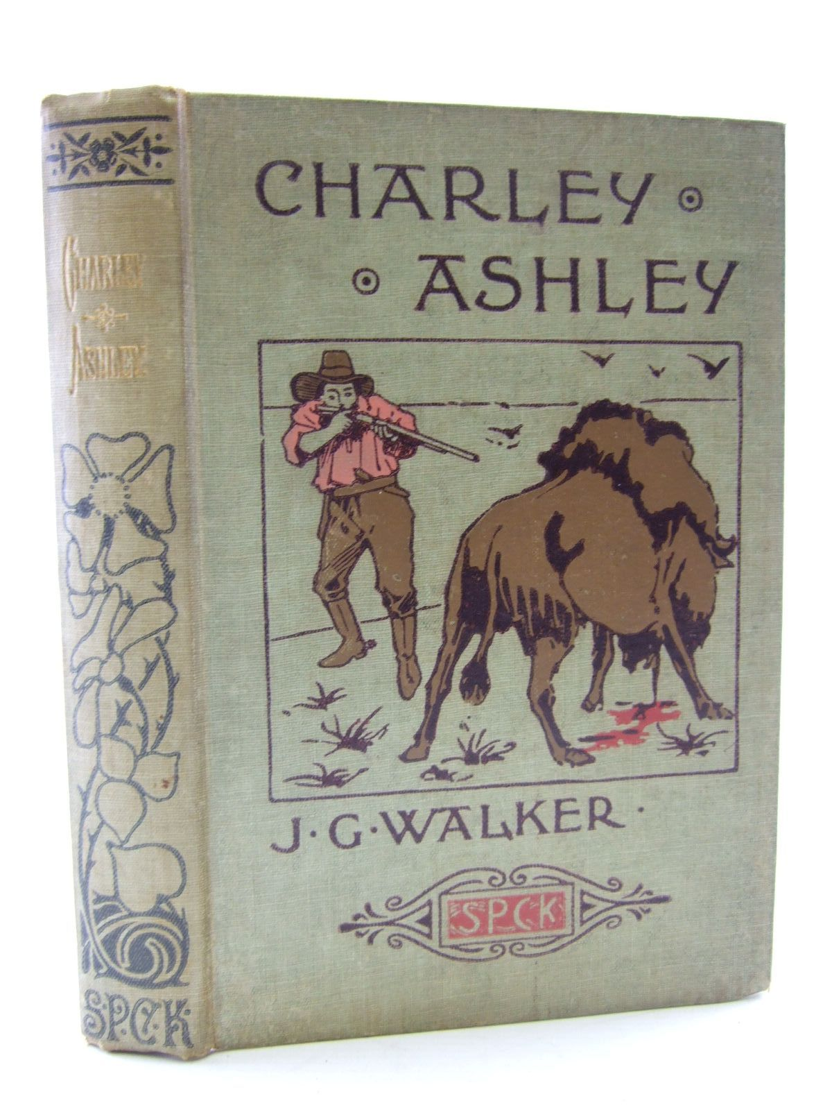 Photo of CHARLEY ASHLEY written by Walker, J.G. published by Society for Promoting Christian Knowledge (STOCK CODE: 2109151)  for sale by Stella & Rose's Books