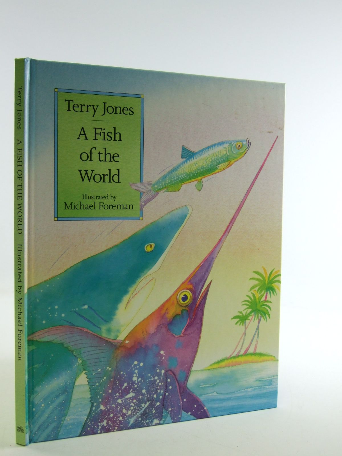 Photo of A FISH OF THE WORLD- Stock Number: 2109259