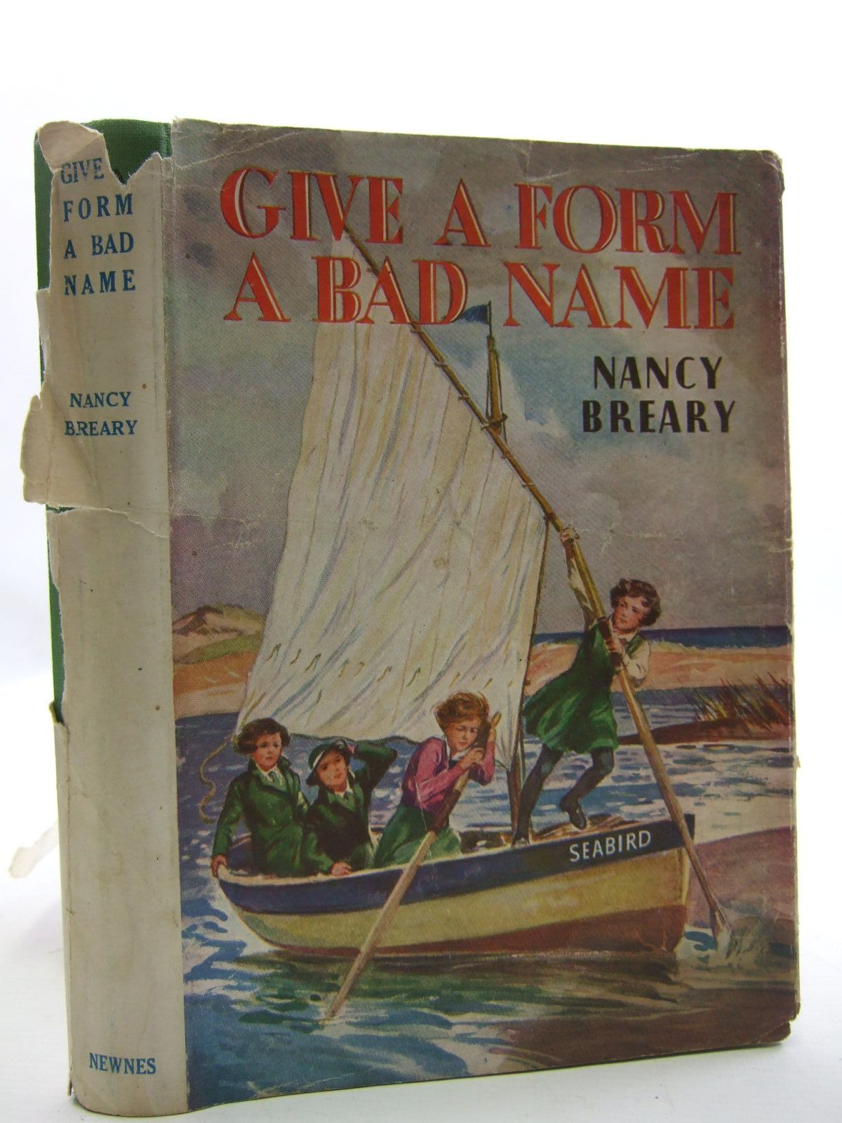 Photo of GIVE A FORM A BAD NAME- Stock Number: 2109326