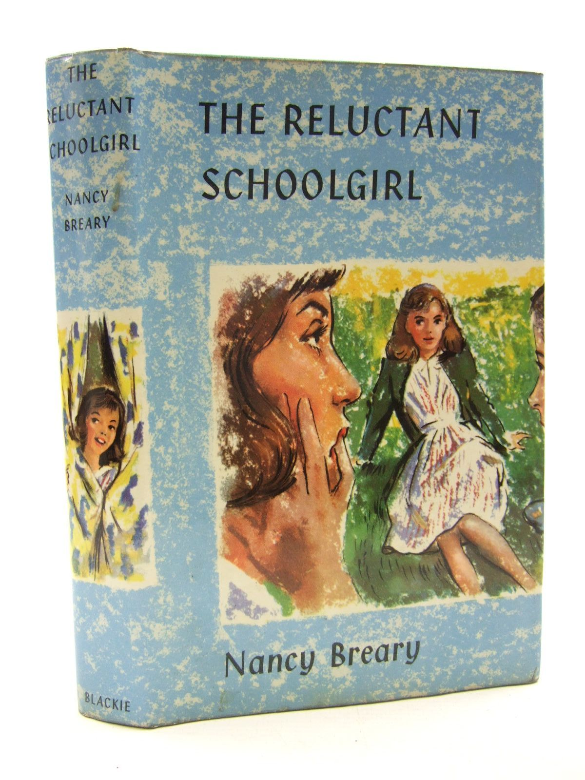 Photo of THE RELUCTANT SCHOOLGIRL written by Breary, Nancy published by Blackie (STOCK CODE: 2109328)  for sale by Stella & Rose's Books