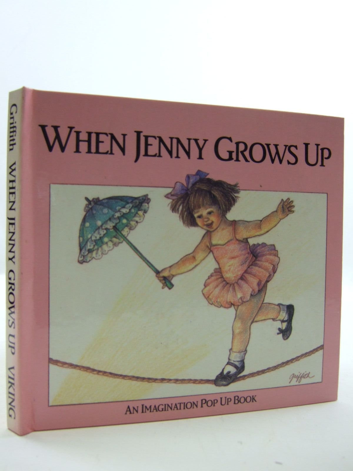 Photo of WHEN JENNY GROWS UP- Stock Number: 2109373