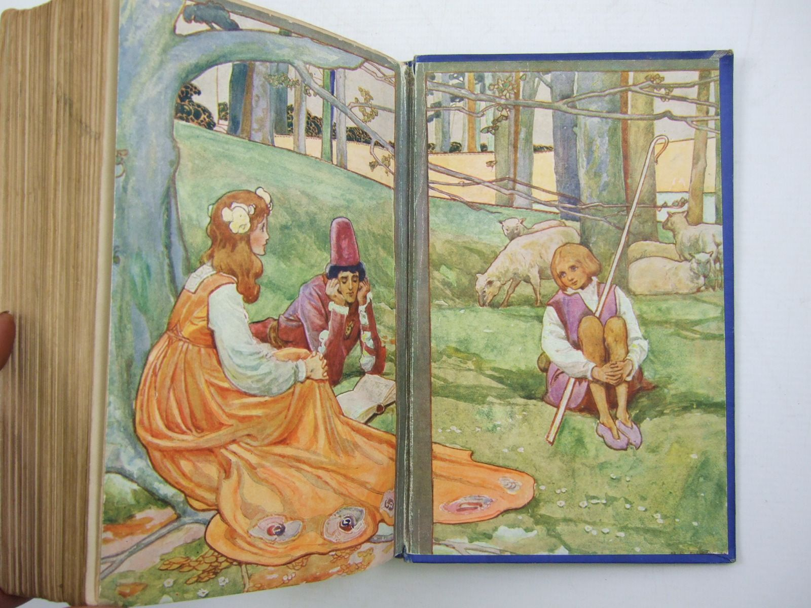 Photo of A PRINCESS IN TATTERS written by Oxenham, Elsie J. illustrated by Adams, Frank published by Collins Clear-Type Press (STOCK CODE: 2109464)  for sale by Stella & Rose's Books
