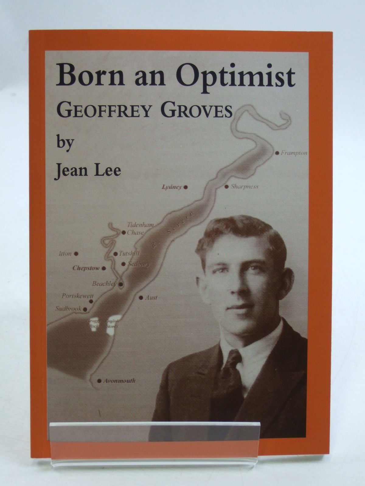 Photo of BORN AN OPTIMIST written by Lee, Jean published by M.I.P.I. PUBLISHING (STOCK CODE: 2109586)  for sale by Stella & Rose's Books