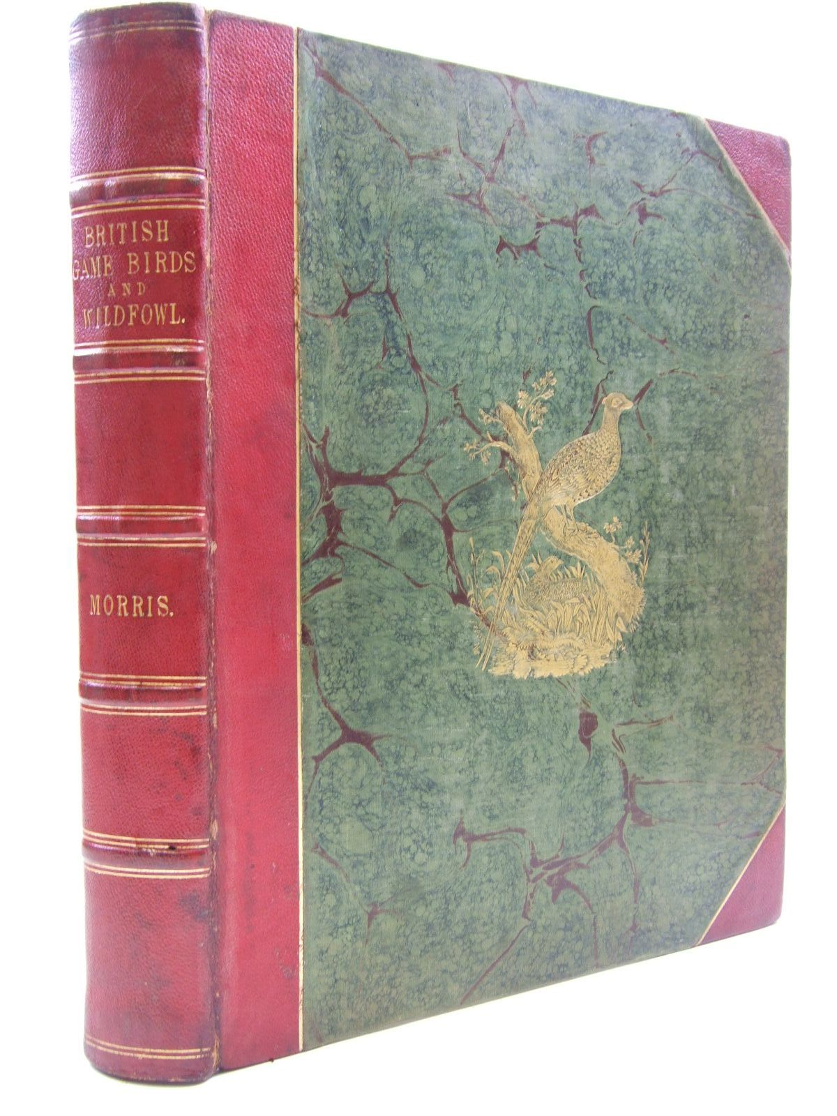 Photo of BRITISH GAME BIRDS AND WILDFOWL written by Morris, Beverley R. published by Groombridge & Sons (STOCK CODE: 2109803)  for sale by Stella & Rose's Books