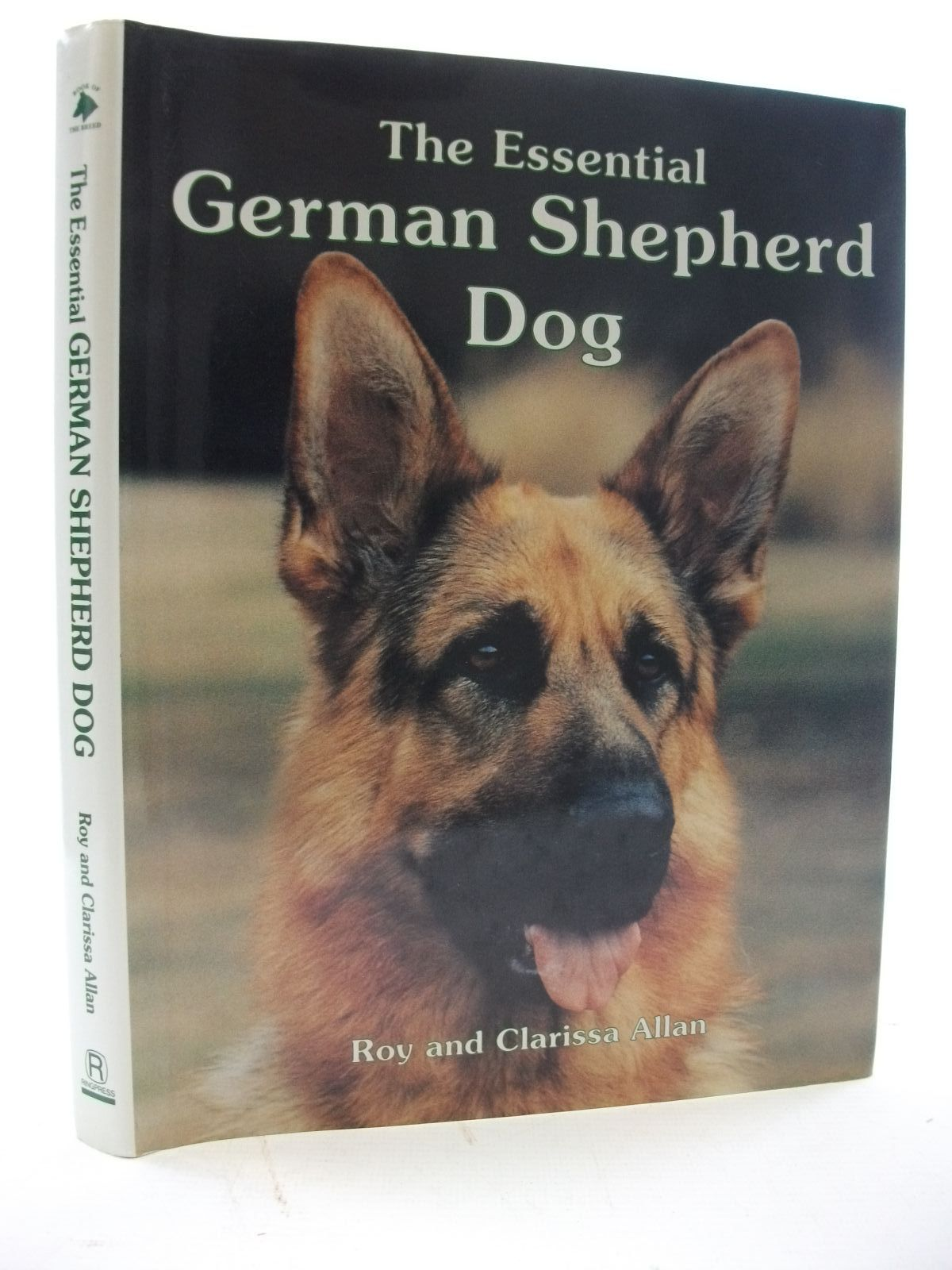 Photo of THE ESSENTIAL GERMAN SHEPHERD DOG- Stock Number: 2110040