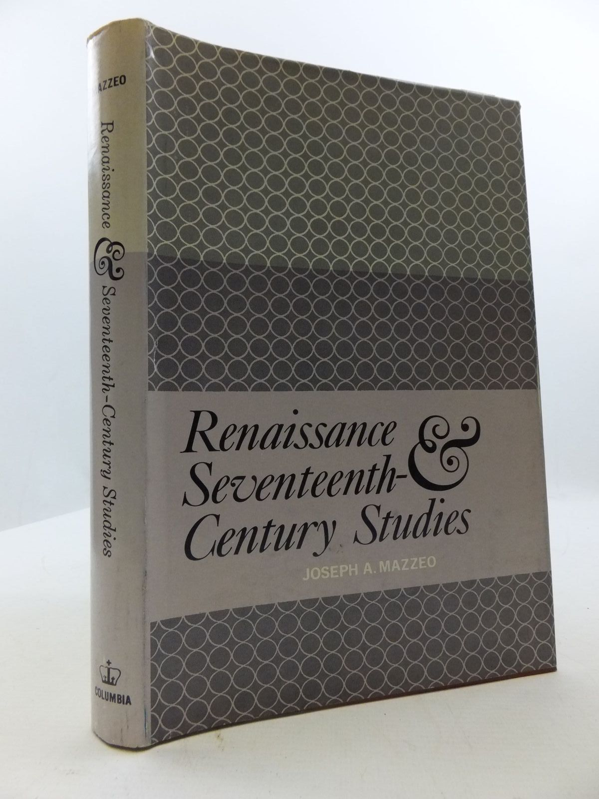 Photo of RENAISSANCE AND SEVENTEENTH-CENTURY STUDIES- Stock Number: 2110179