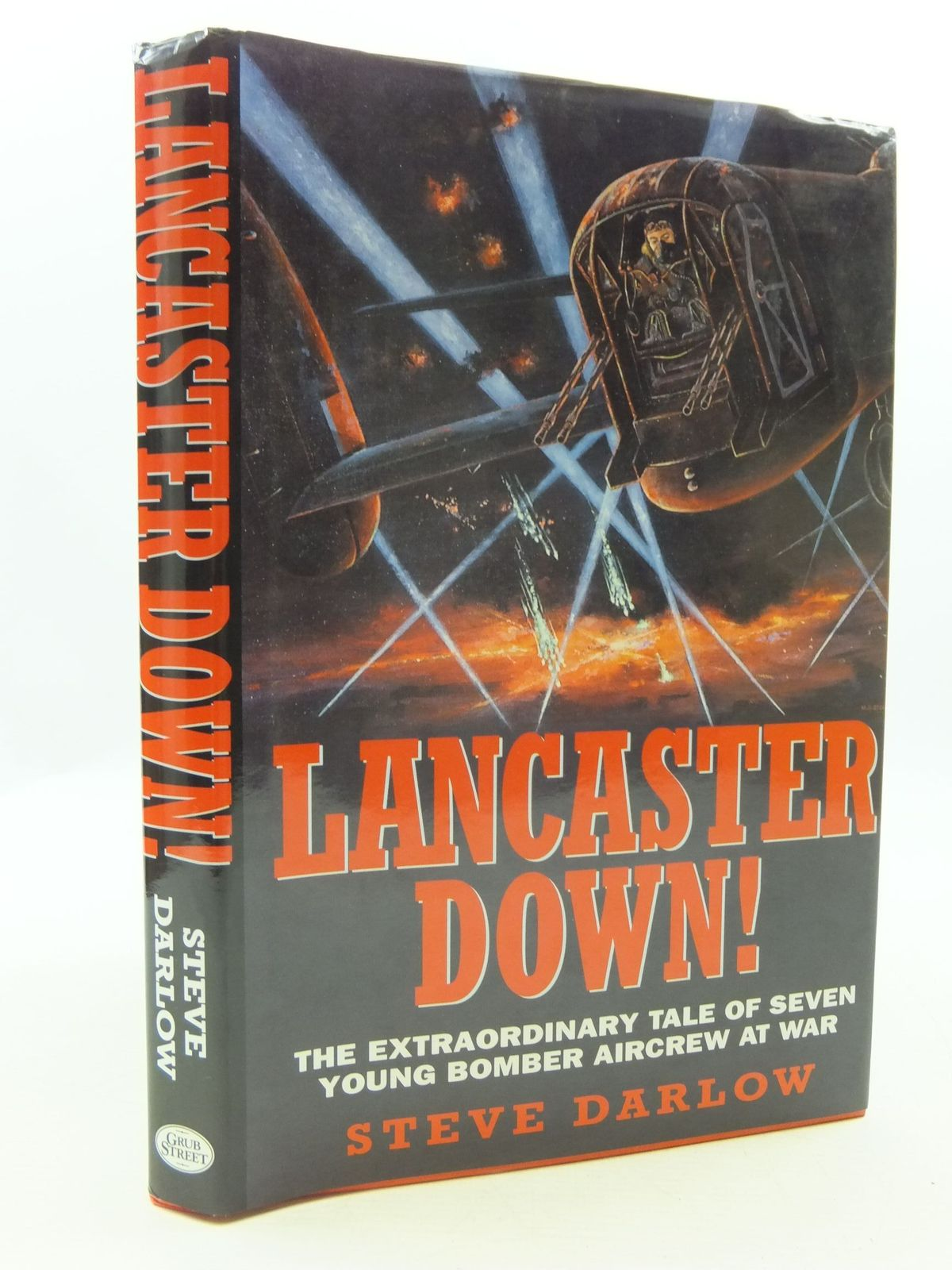 Photo of LANCASTER DOWN! written by Darlow, Steve published by Grub Street (STOCK CODE: 2110429)  for sale by Stella & Rose's Books