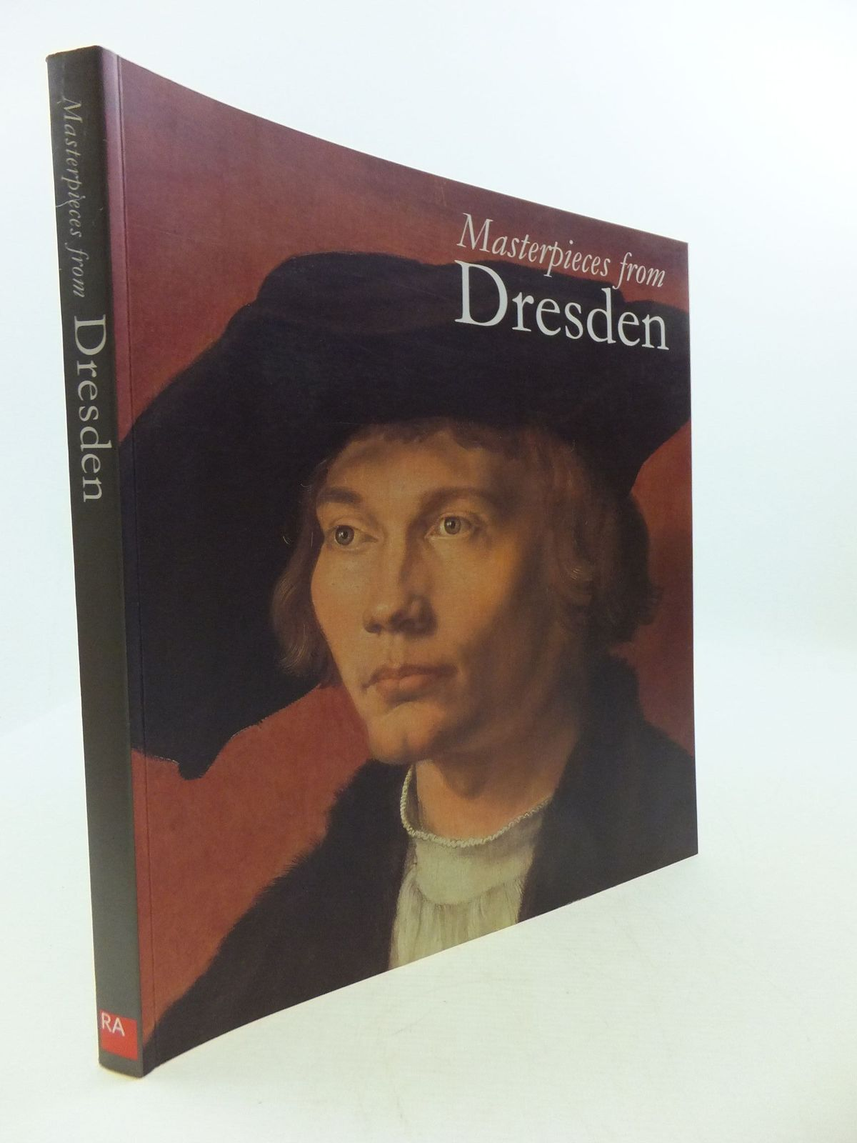 Photo of MASTERPIECES FROM DRESDEN published by Royal Academy of Arts (STOCK CODE: 2110491)  for sale by Stella & Rose's Books