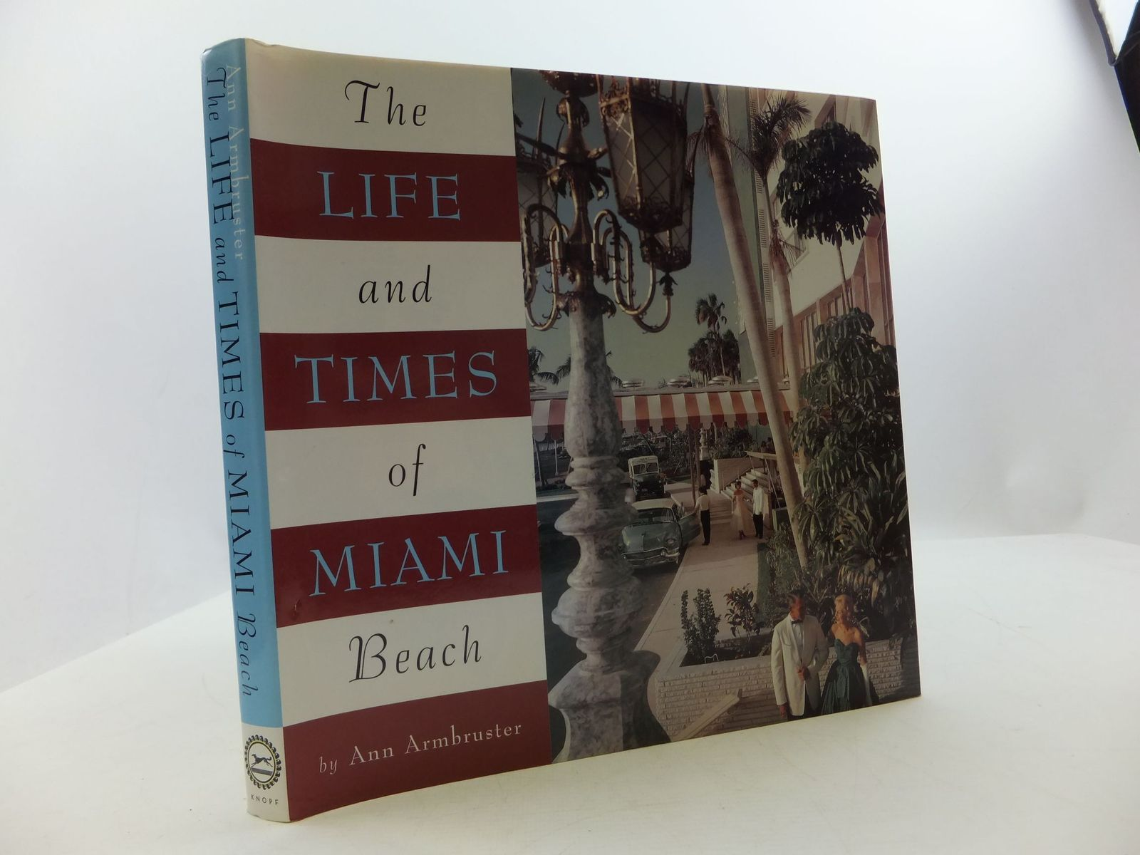 Photo of THE LIFE AND TIMES OF MIAMI BEACH- Stock Number: 2110494