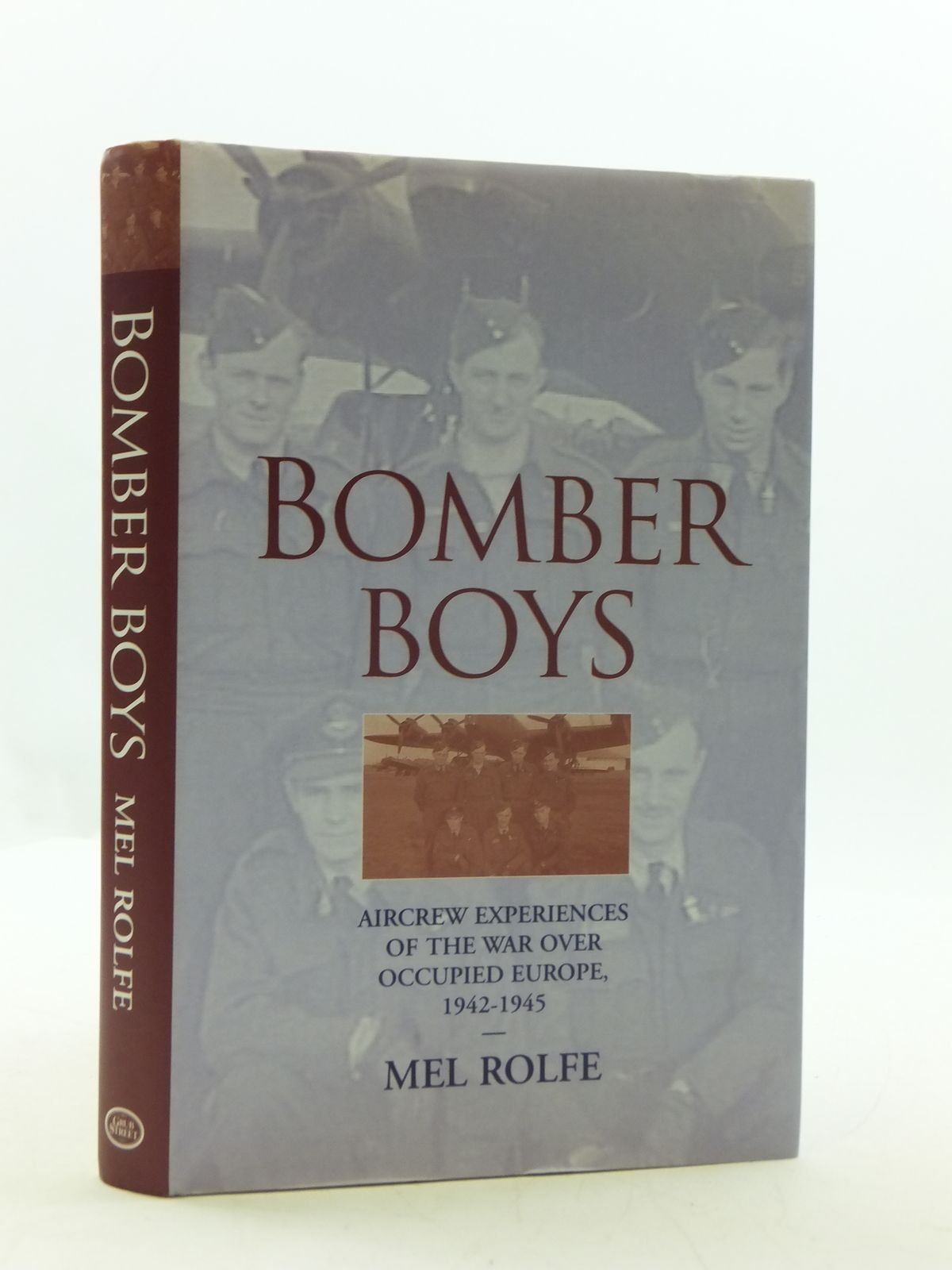 Photo of BOMBER BOYS written by Rolfe, Mel published by Grub Street (STOCK CODE: 2110575)  for sale by Stella & Rose's Books