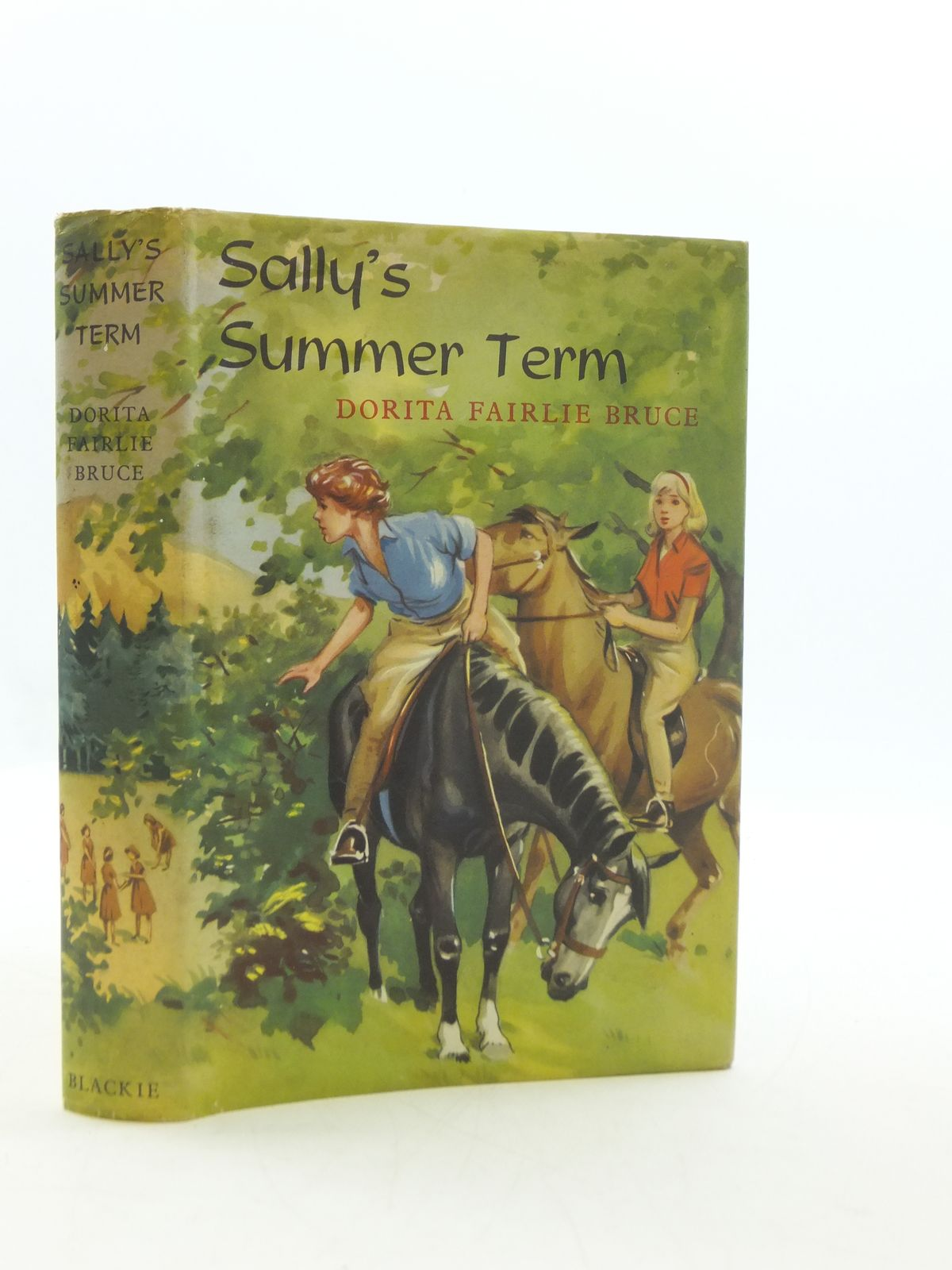 Photo of SALLY'S SUMMER TERM- Stock Number: 2110623