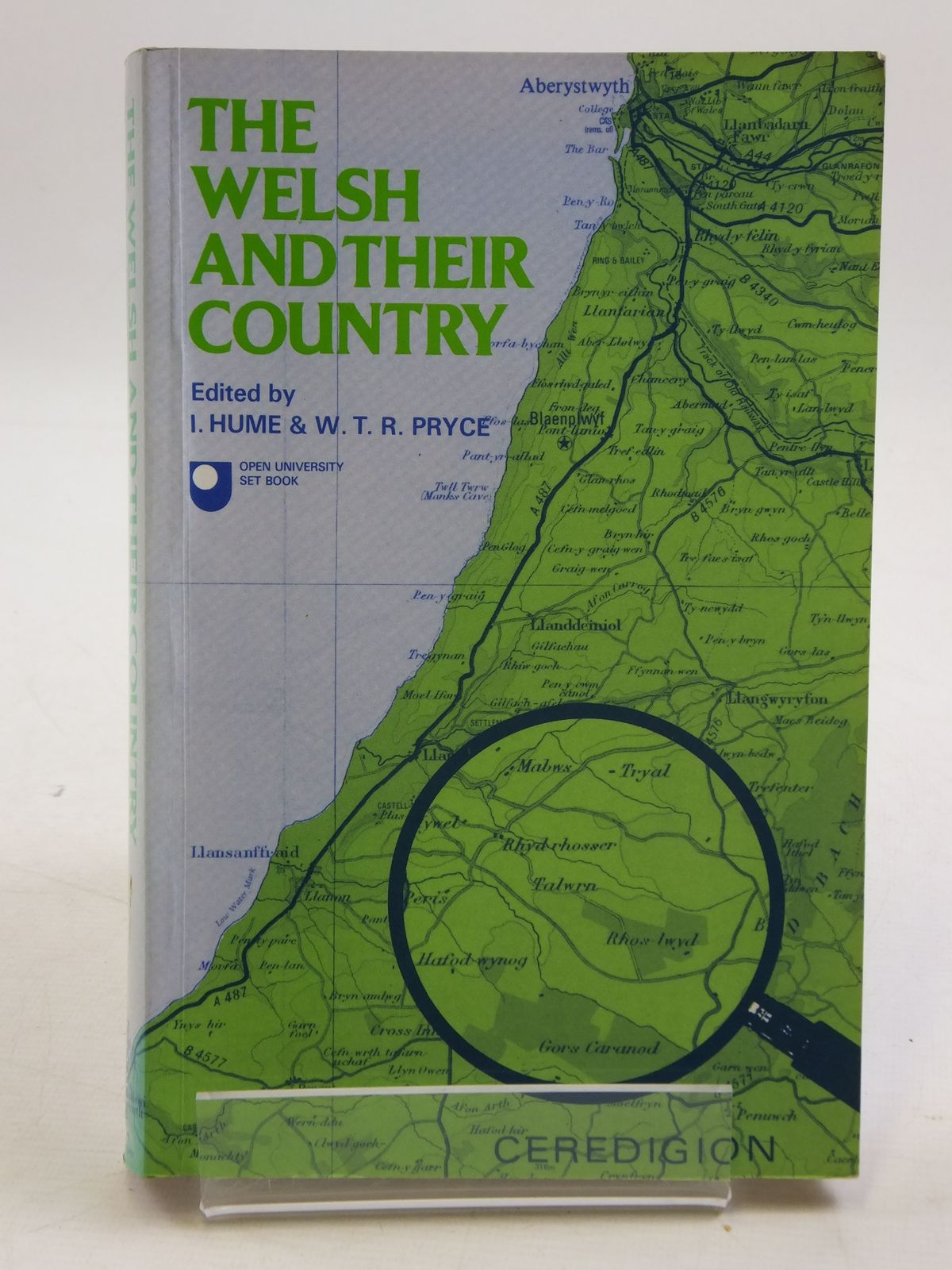 Photo of THE WELSH AND THEIR COUNTRY- Stock Number: 2110672