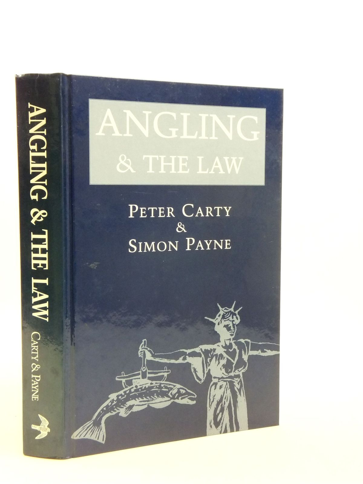 Photo of ANGLING &amp; THE LAW written by Carty, Peter<br />Payne, Simon published by Merlin Unwin Books (STOCK CODE: 2110700)  for sale by Stella & Rose's Books
