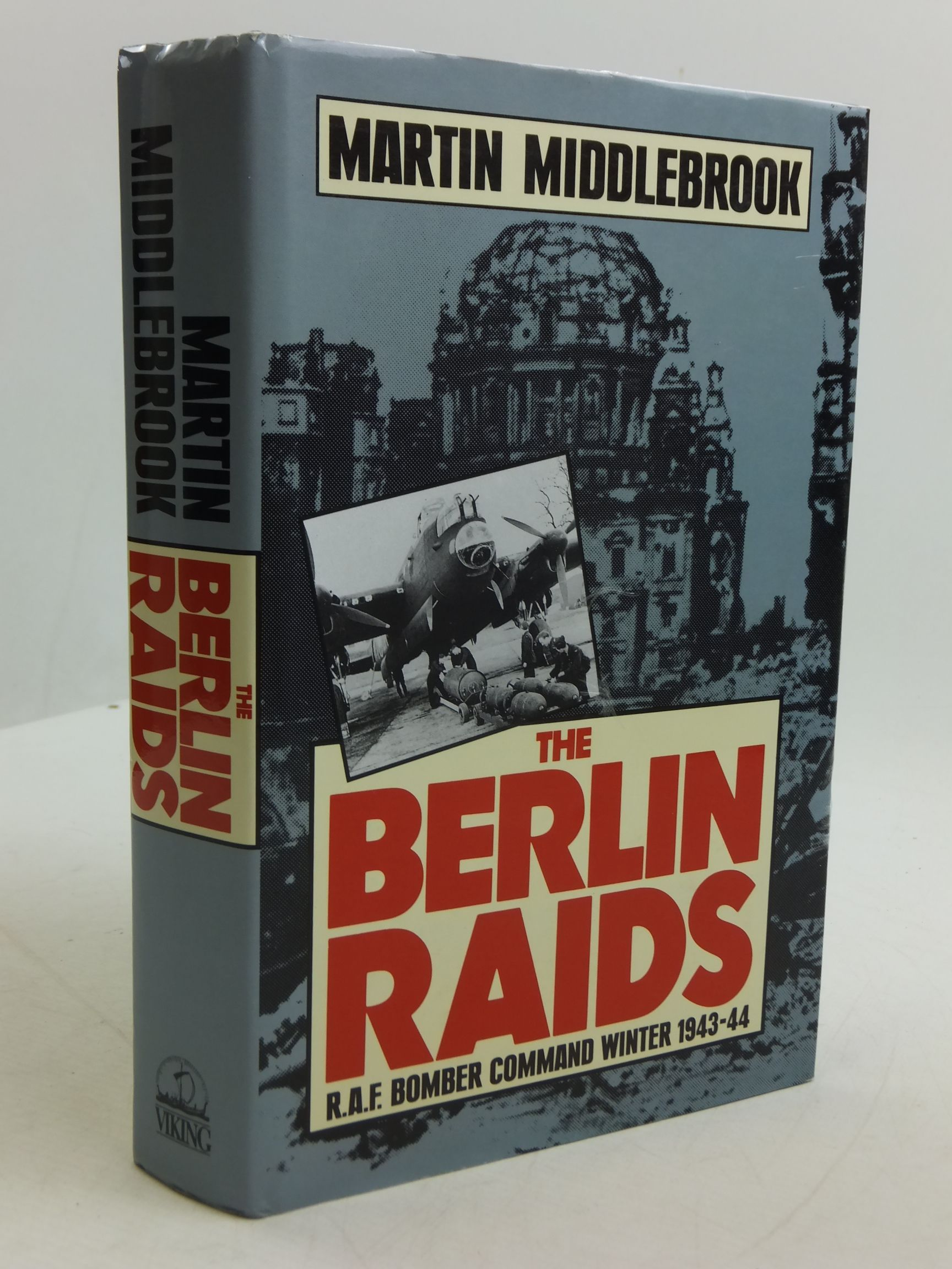 Photo of THE BERLIN RAIDS- Stock Number: 2110796