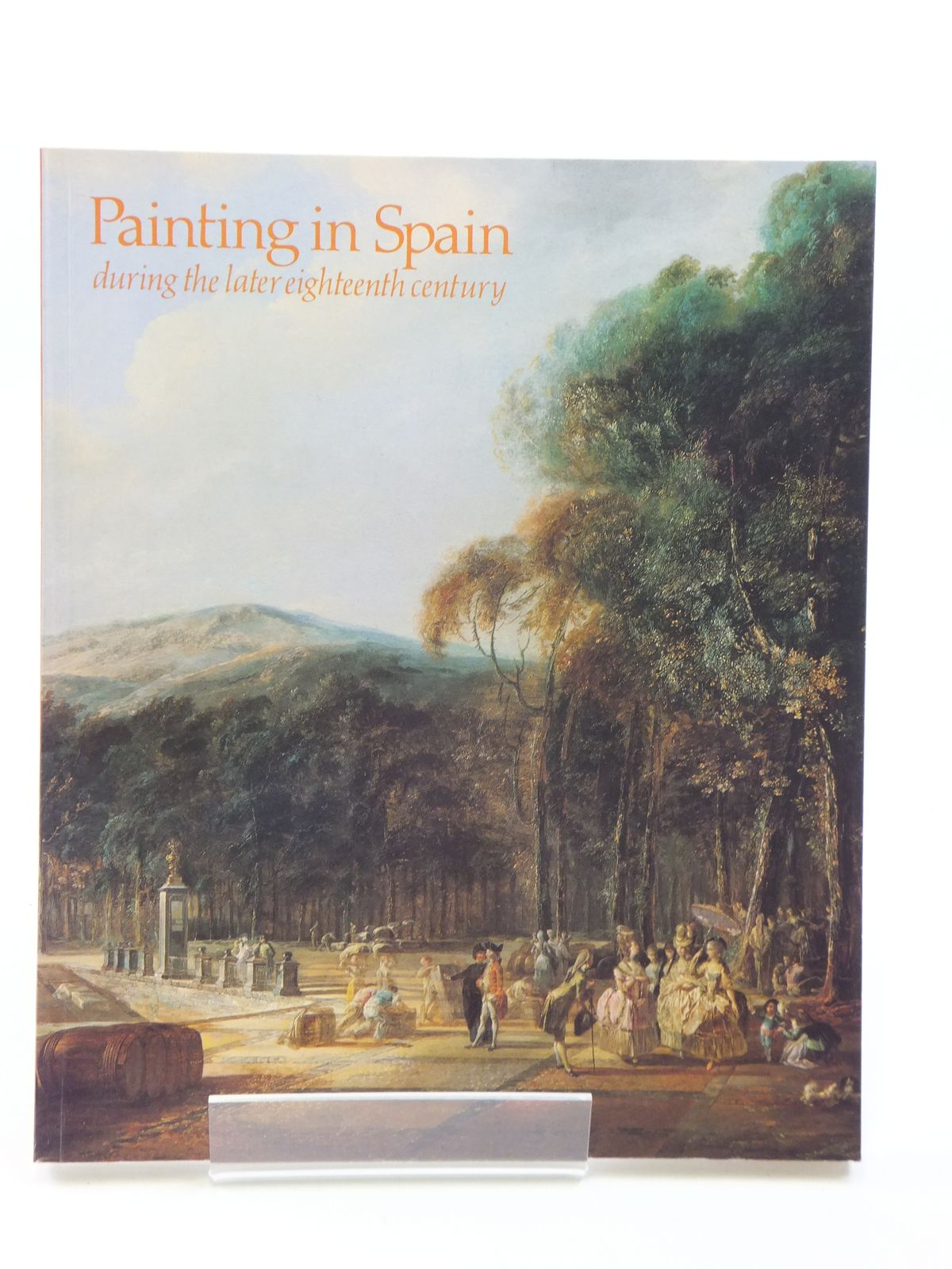 Photo of PAINTING IN SPAIN DURING THE LATER EIGHTEENTH CENTURY- Stock Number: 2110918
