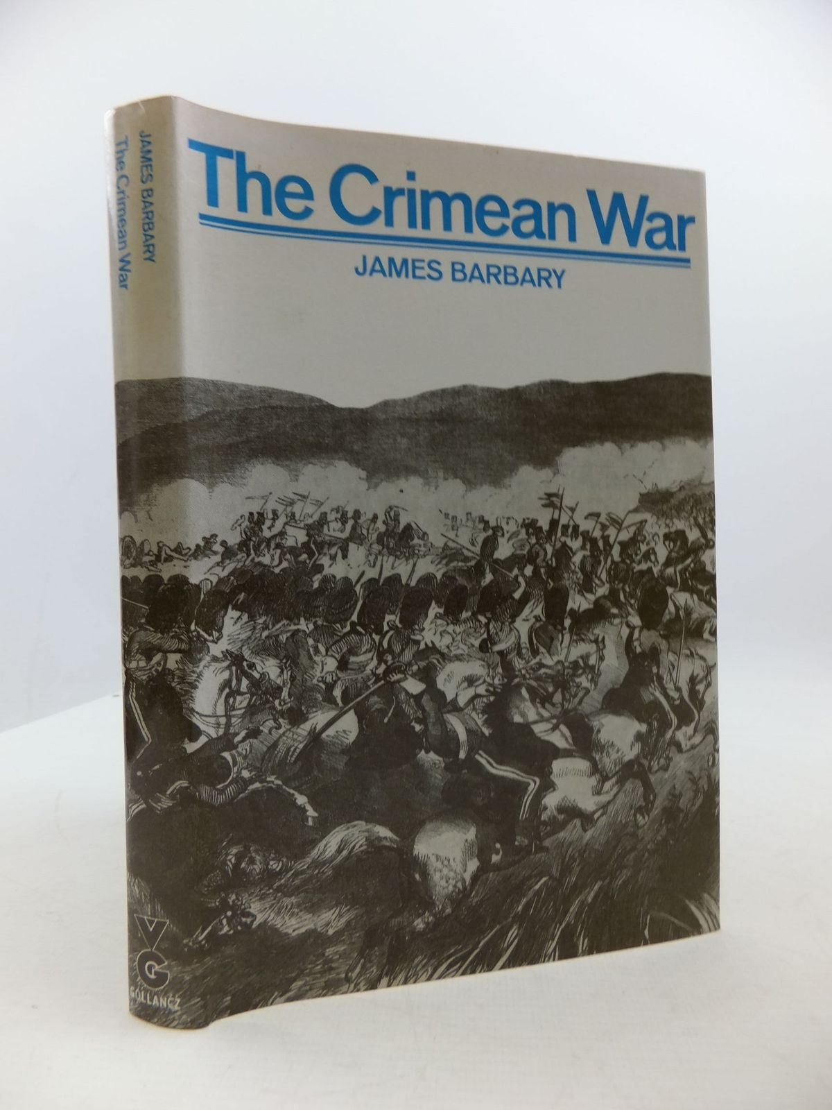 Photo of THE CRIMEAN WAR written by Barbary, James published by Victor Gollancz Ltd. (STOCK CODE: 2110957)  for sale by Stella & Rose's Books