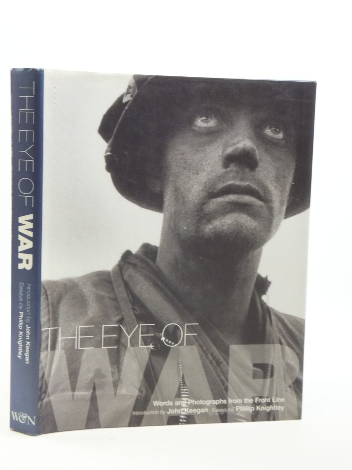 Photo of THE EYE OF WAR written by Knightley, Phillip Keegan, John illustrated by Jackson, Sarah Merullo, Annabel published by Weidenfeld and Nicolson (STOCK CODE: 2111011)  for sale by Stella & Rose's Books