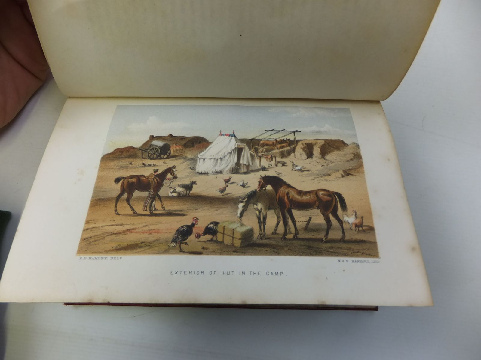 Photo of THE STORY OF THE CAMPAIGN OF SEBASTOPOL written by Hamley, Edward Bruce published by William Blackwood and Sons (STOCK CODE: 2111314)  for sale by Stella & Rose's Books