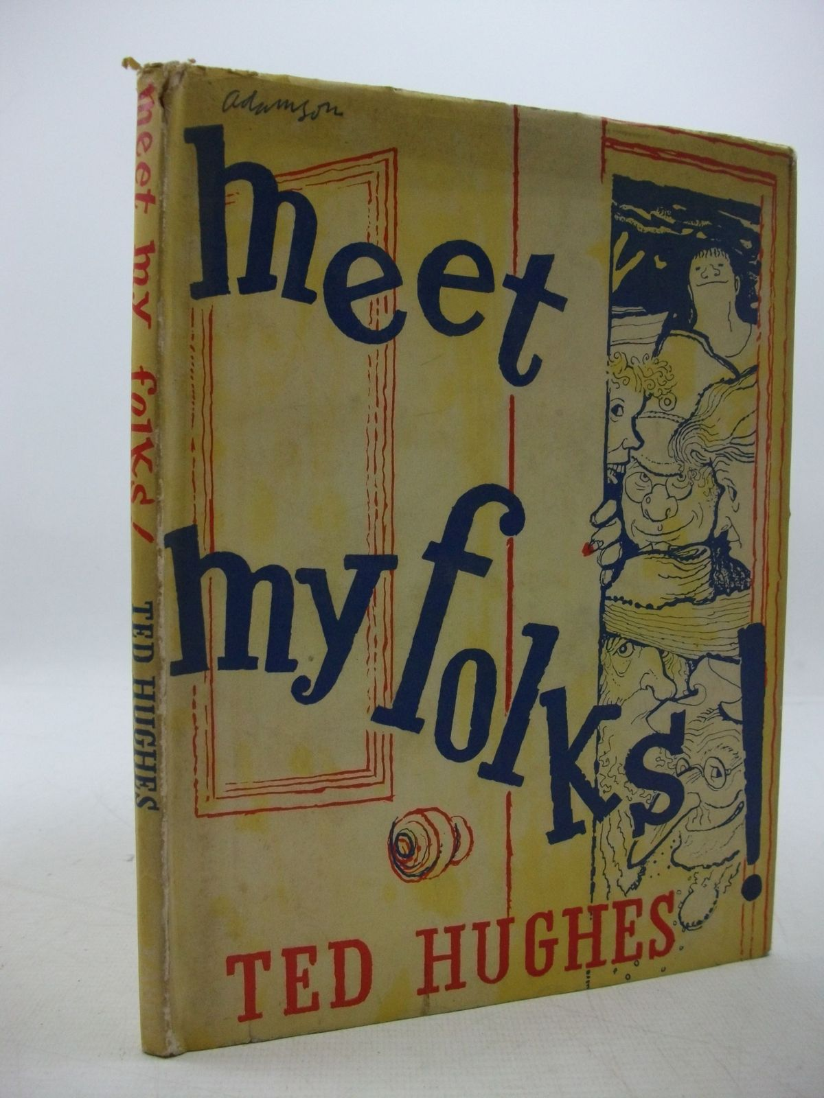 Photo of MEET MY FOLKS!- Stock Number: 2111413