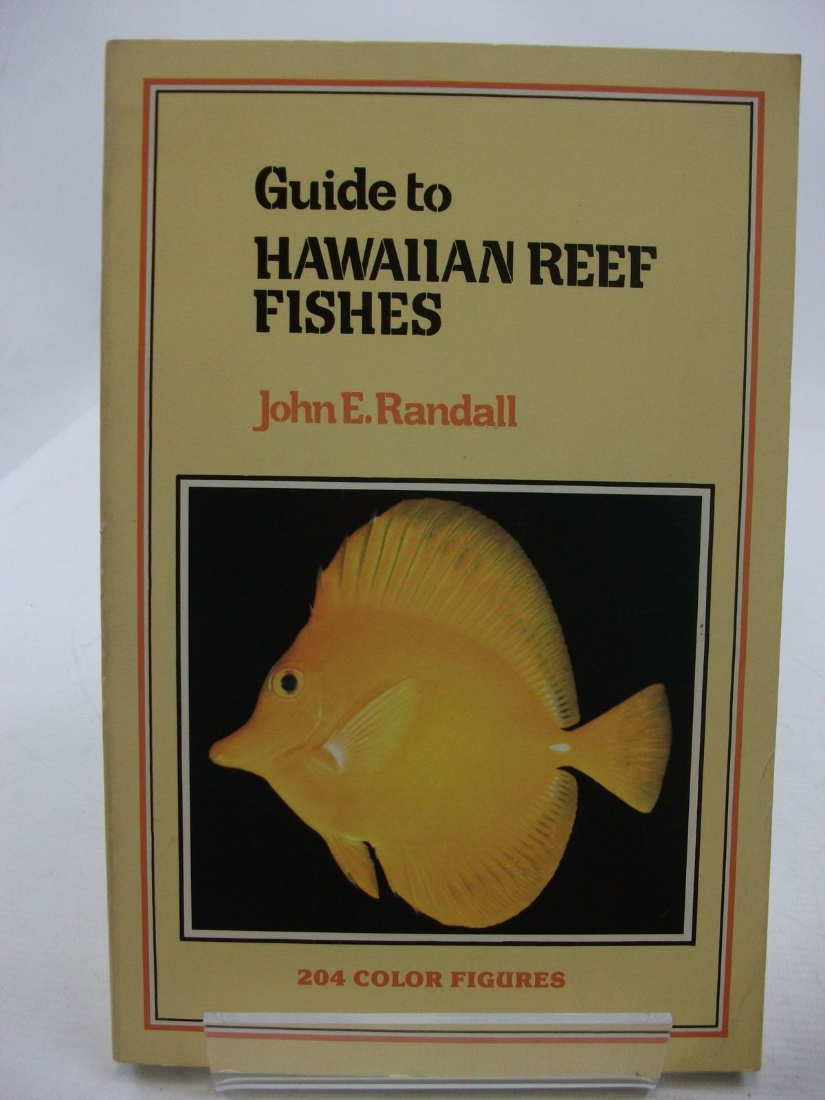 Photo of GUIDE TO HAWAIIAN REEF FISHES written by Randall, John E. published by Harrowood Books (STOCK CODE: 2111448)  for sale by Stella & Rose's Books