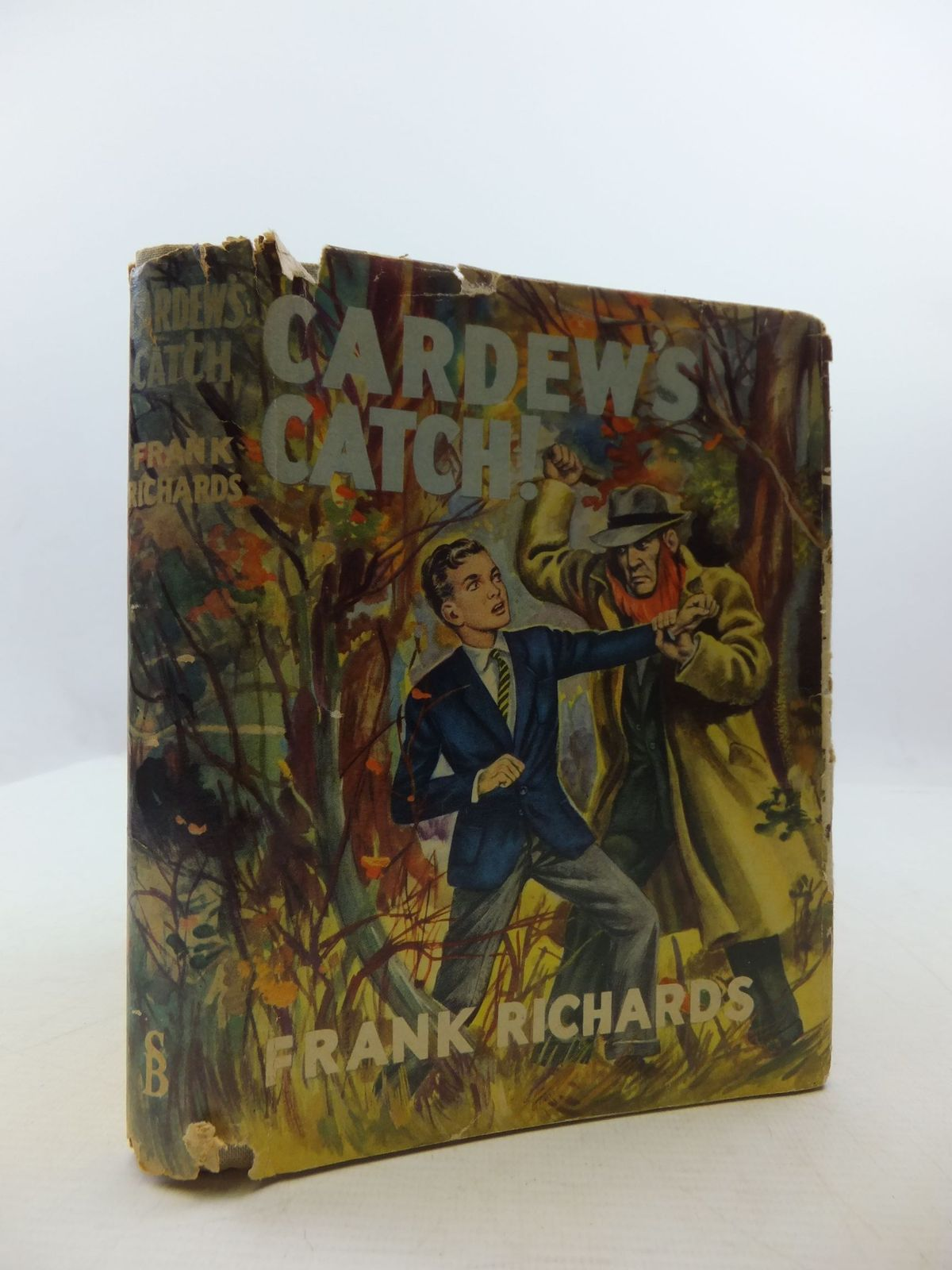 Photo of CARDEW'S CATCH!- Stock Number: 2111555