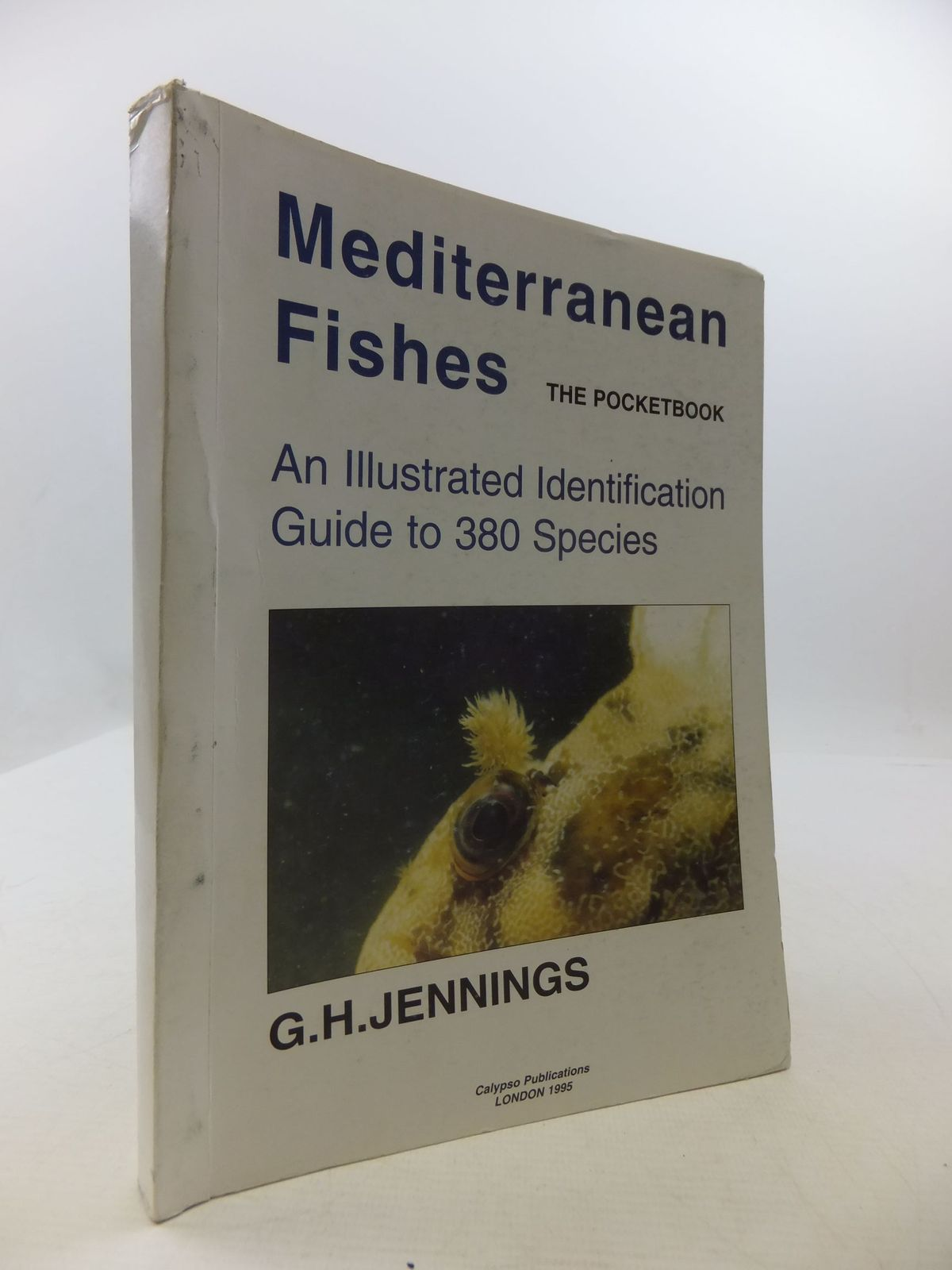 Photo of MEDITERRANEAN FISHES THE POCKETBOOK- Stock Number: 2111567